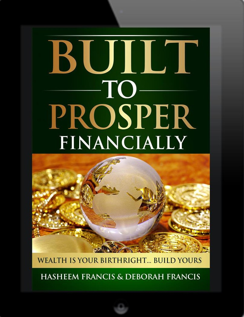 Built To Prosper Financially (ebook)