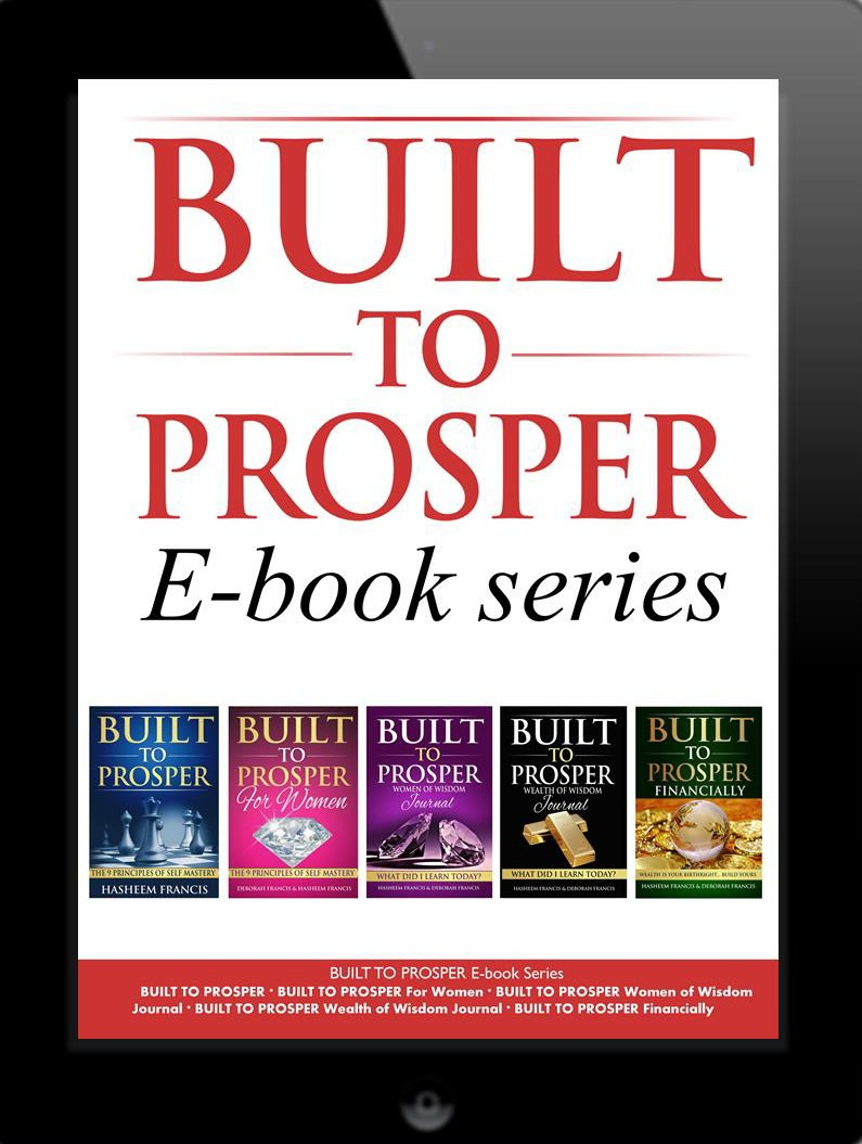 Built To Prosper E-book Series