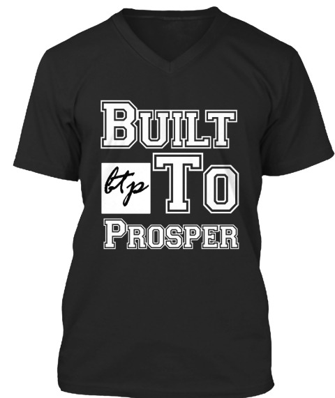 Built To Prosper Classic V-Neck