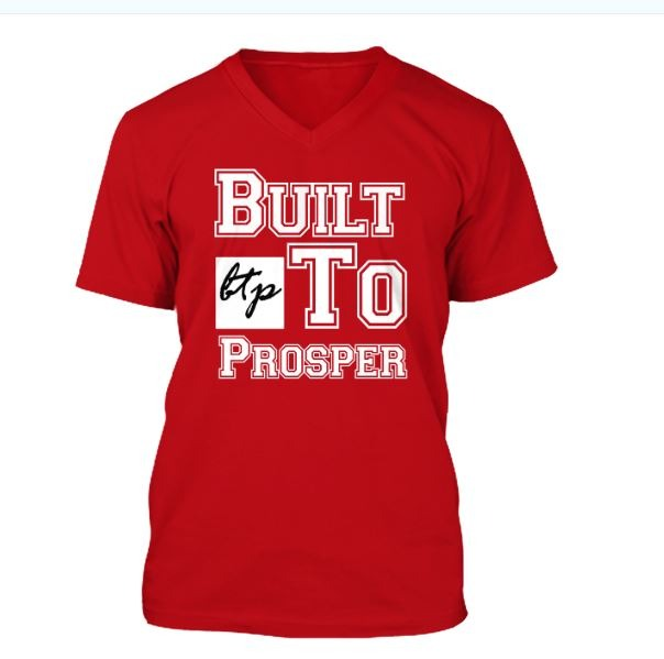 Built To Prosper University T-Shirt