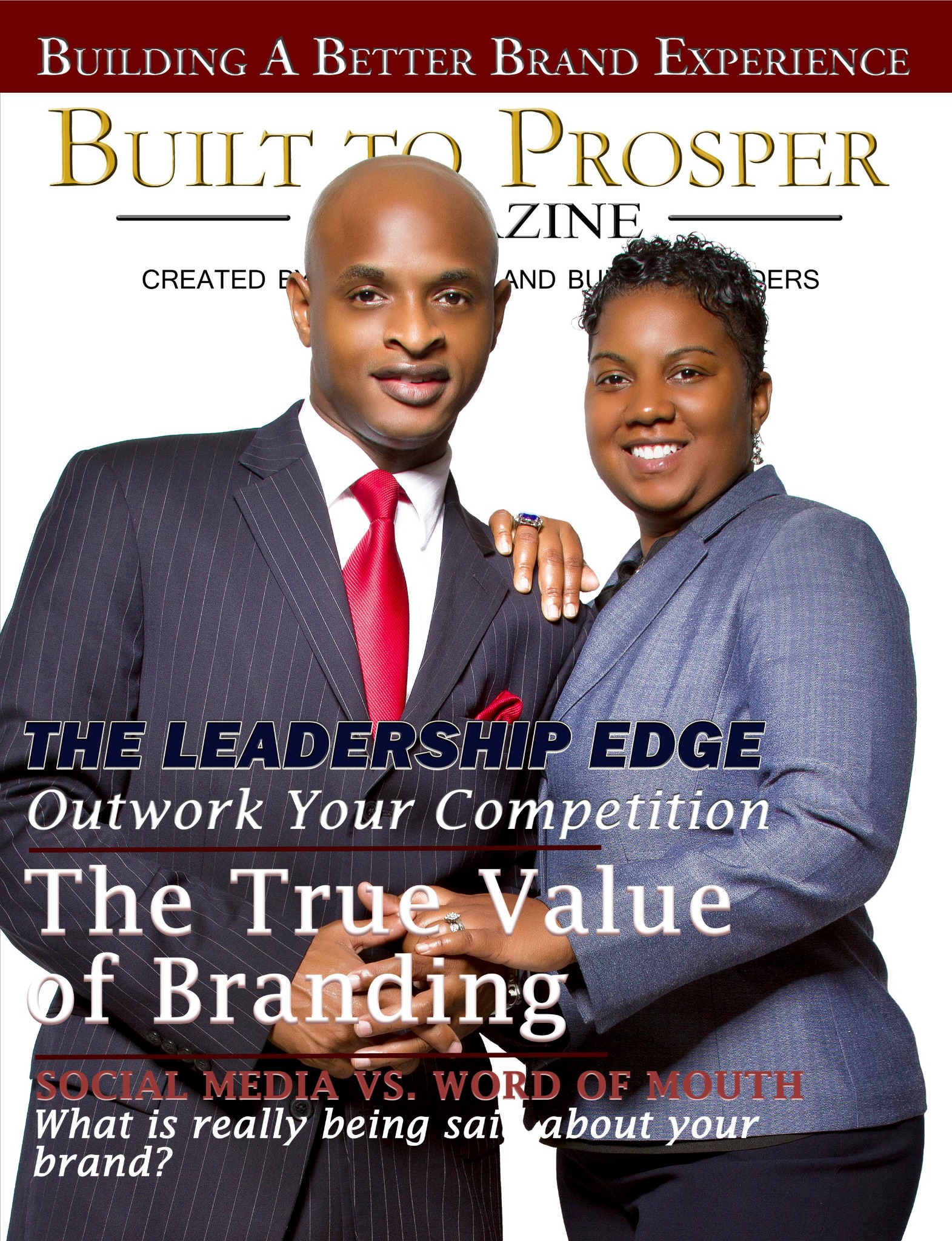 Built To Prosper Magazine Issue VI (Digital Version)