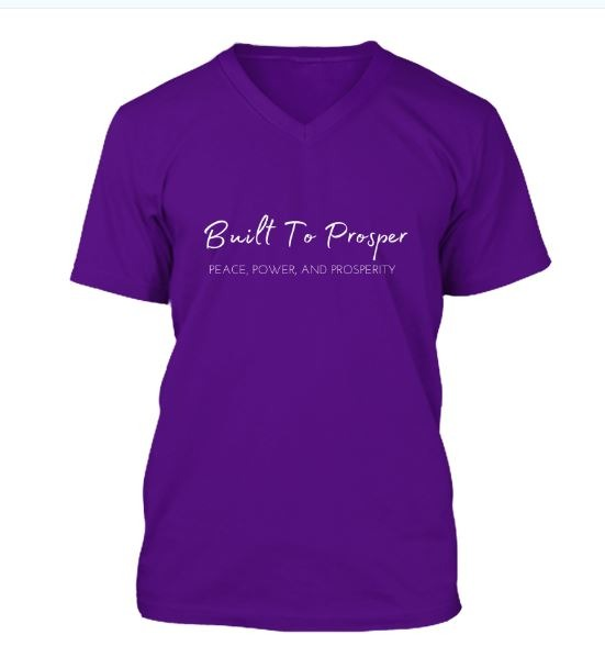 Built To Prosper Classic T-Shirt
