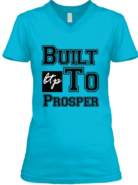 Built To Prosper Classic Women T-Shirt