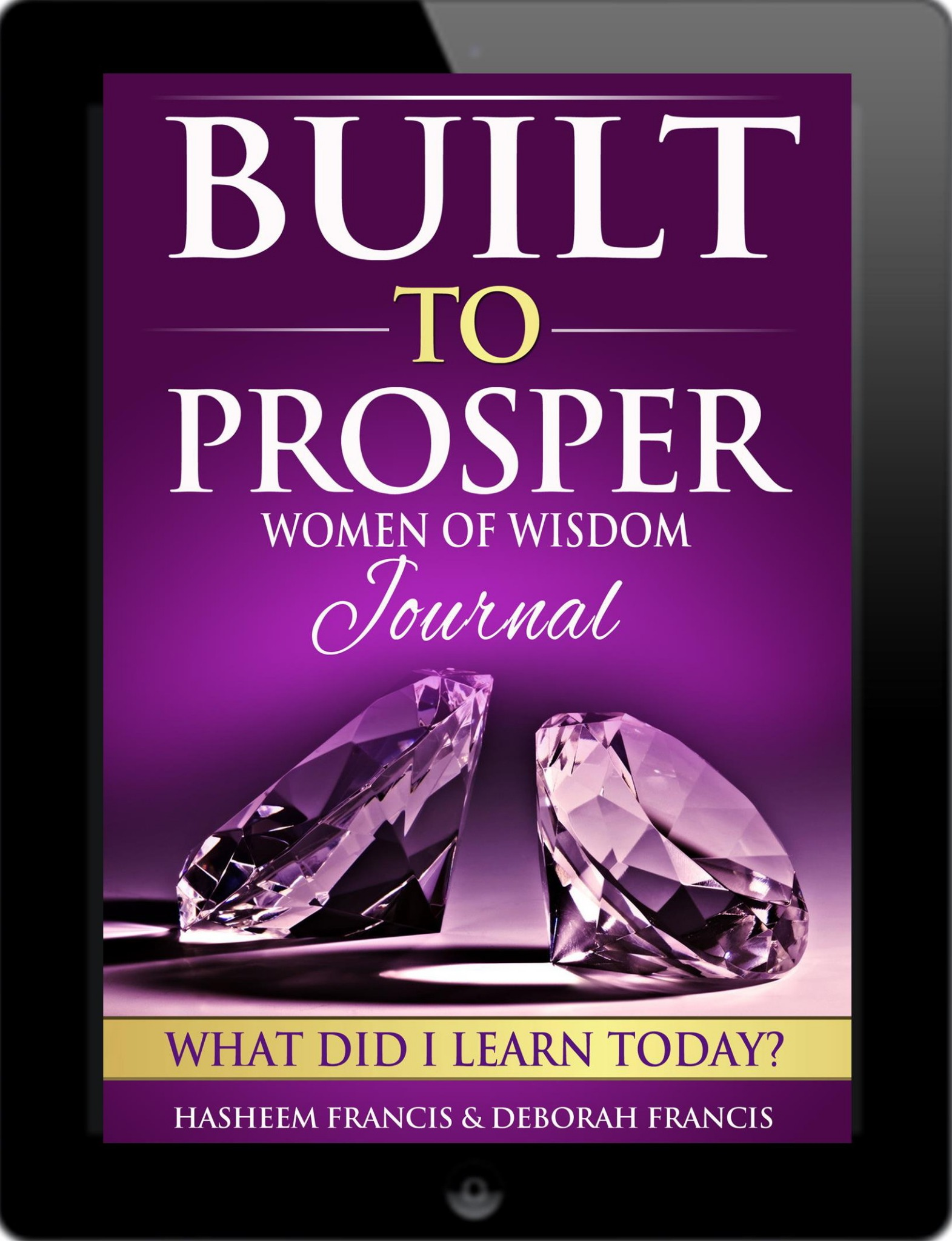 Built To Prosper Women of Wisdom Journal (ebook)