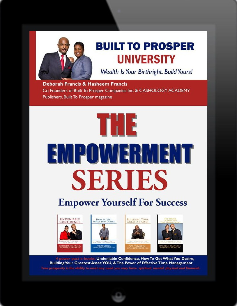 The Empowerment Series (4 ebooks)