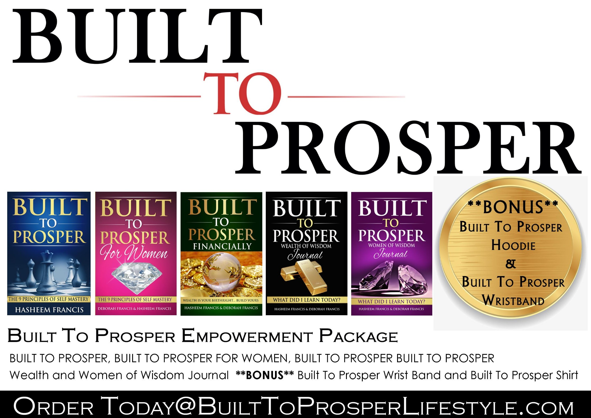 Built To Prosper Empowerment Program