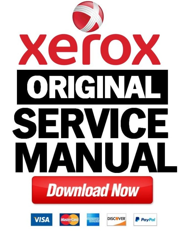Xerox Workcentre Pro 665 Printer Service Manual And Repair