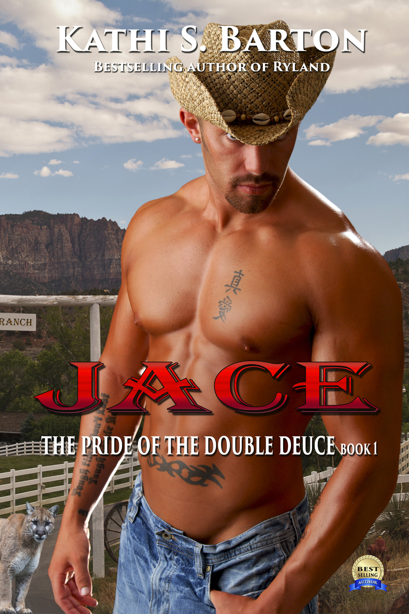 Jace - The Pride of the Double Deuce Book 1