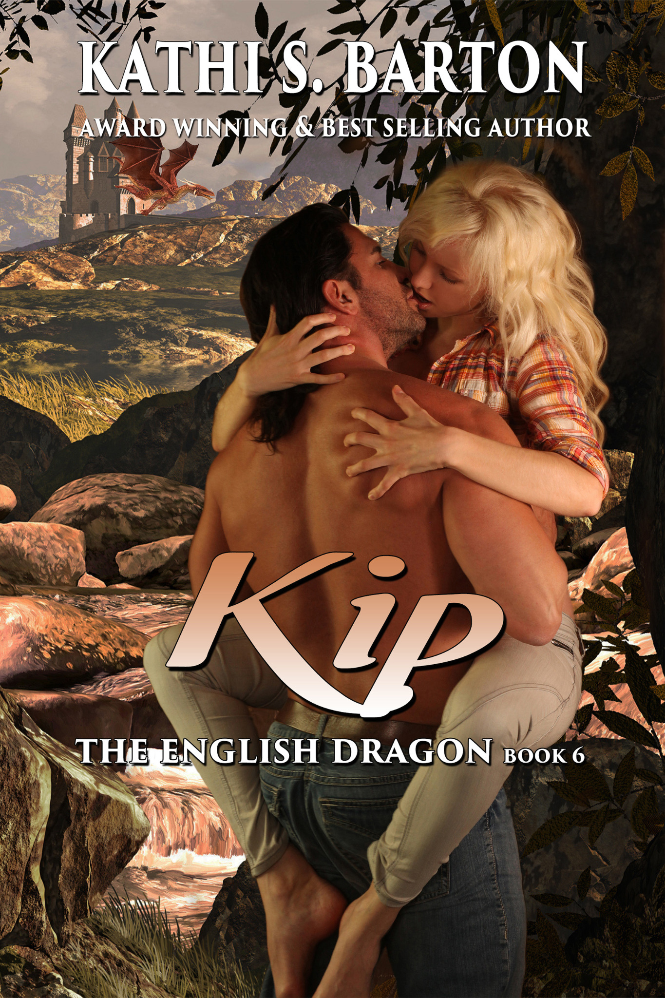 Kip - The English Dragon Book 6