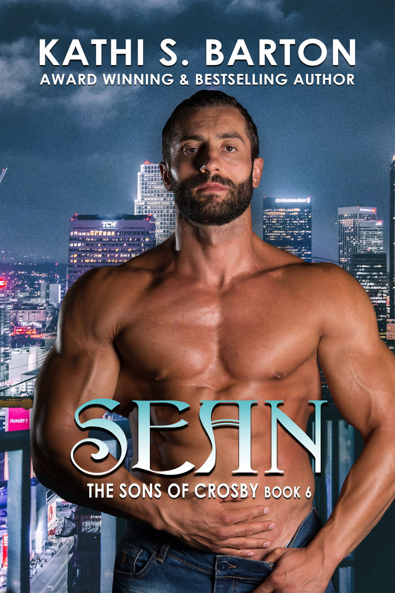 Sean - The Sons of Crosby Book 6