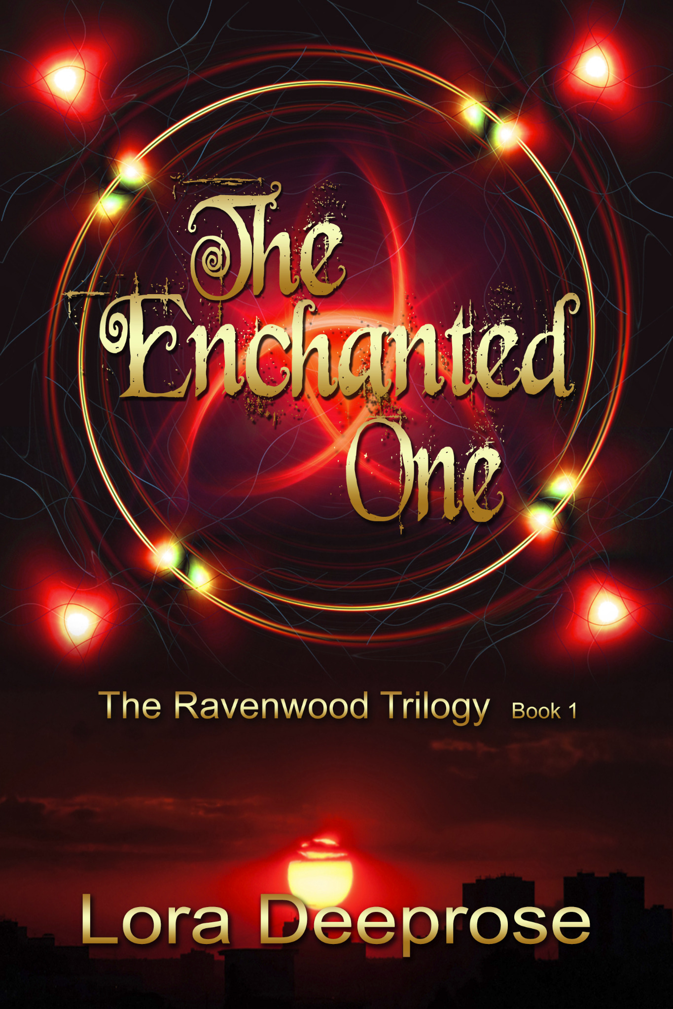 The Enchanted One - The Ravenwood TrilogyBook 1