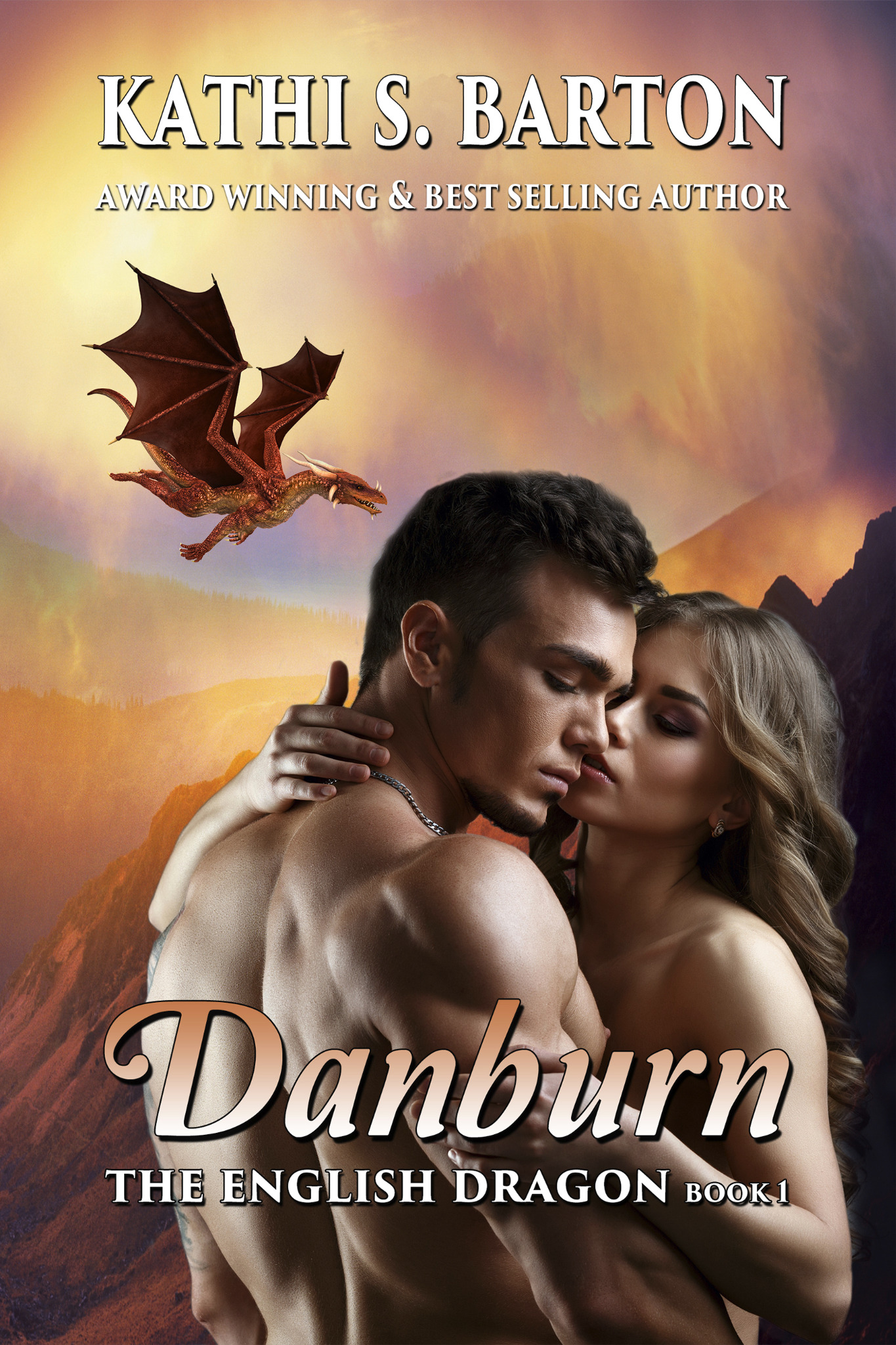 Danburn - The English Dragon Book 1