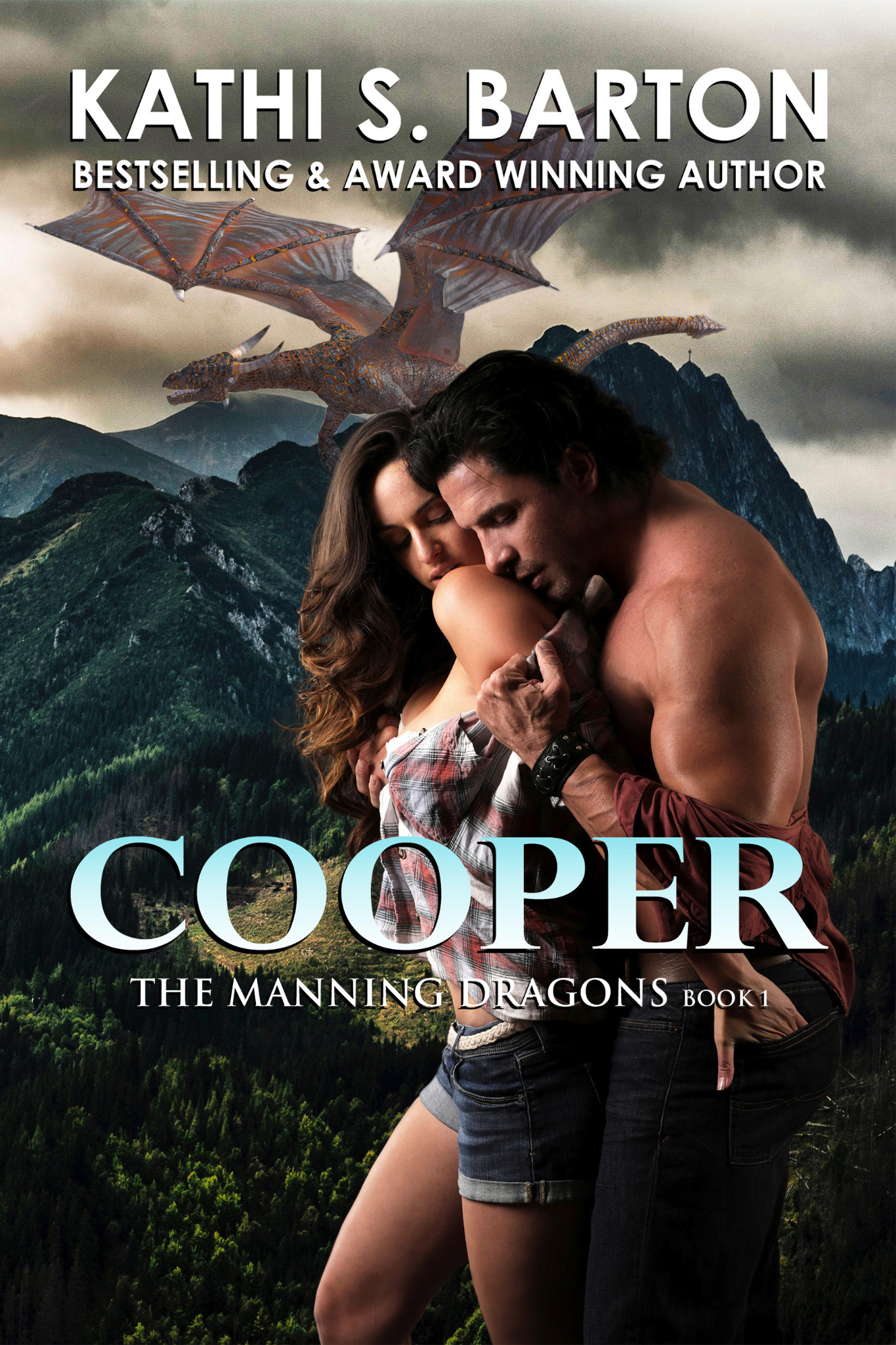 Cooper - The Manning Dragons Book 1