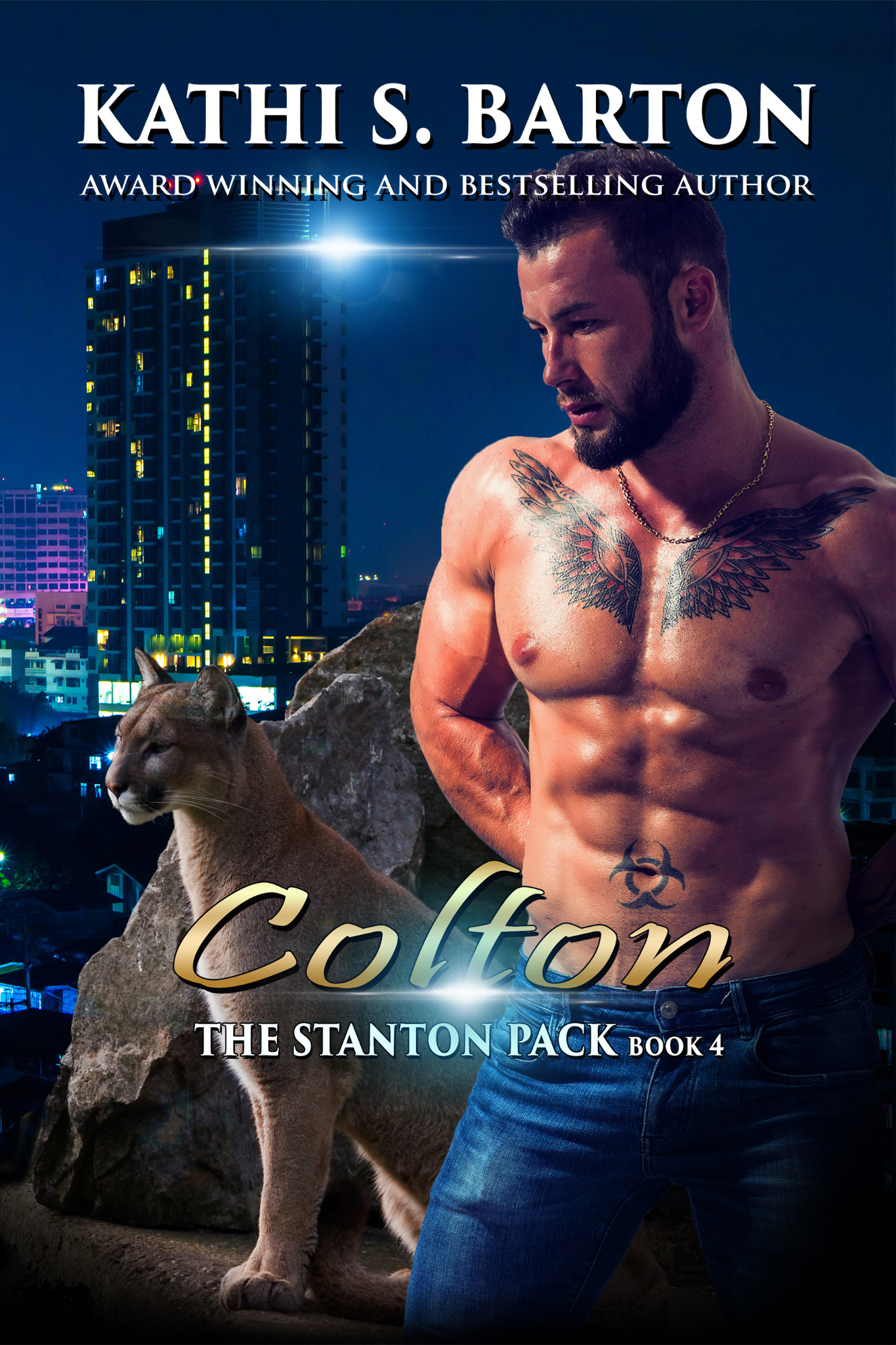 Colton - The Stanton Pack Book 4