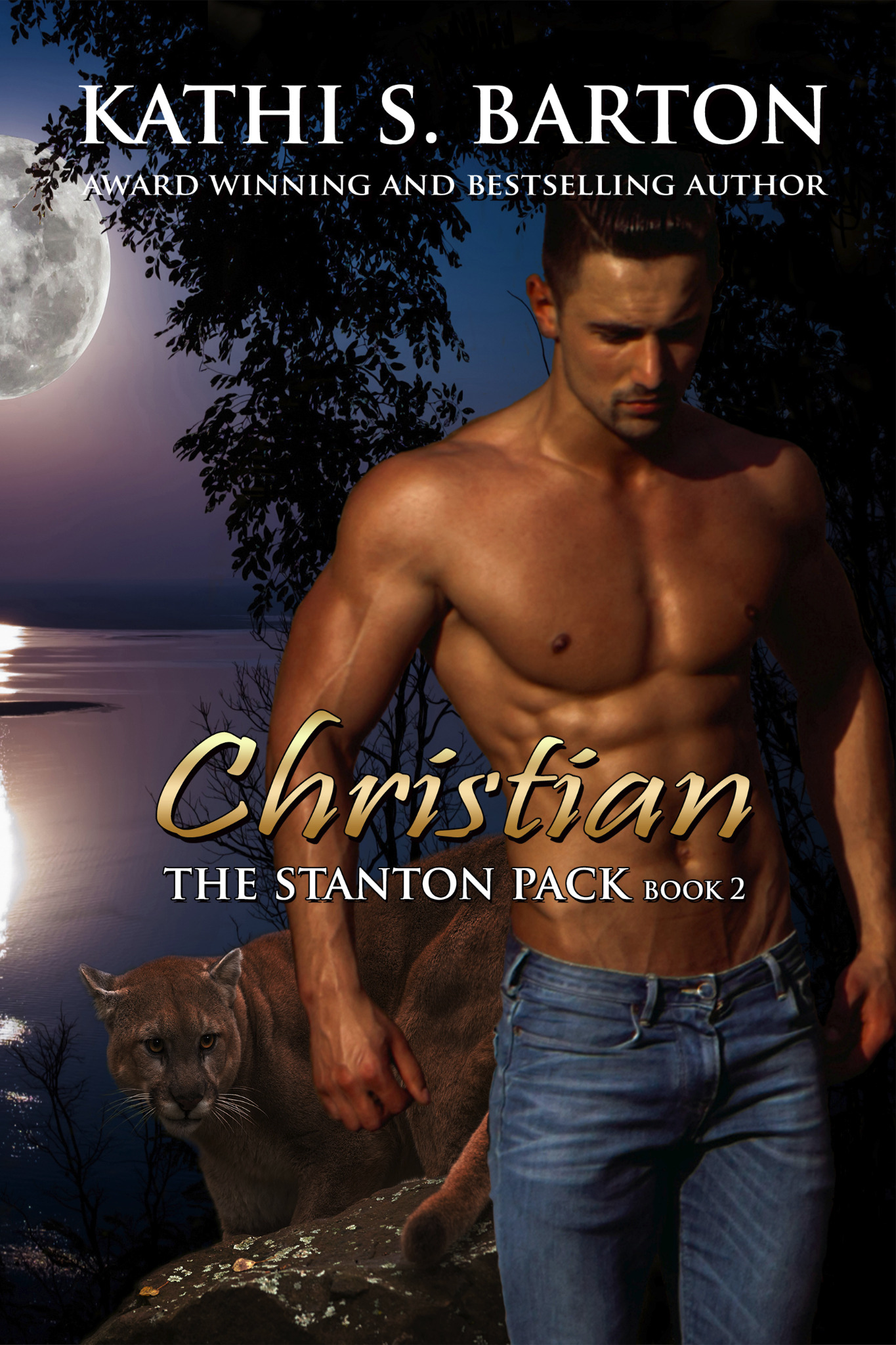 Christian - The Stanton Pack Book 2