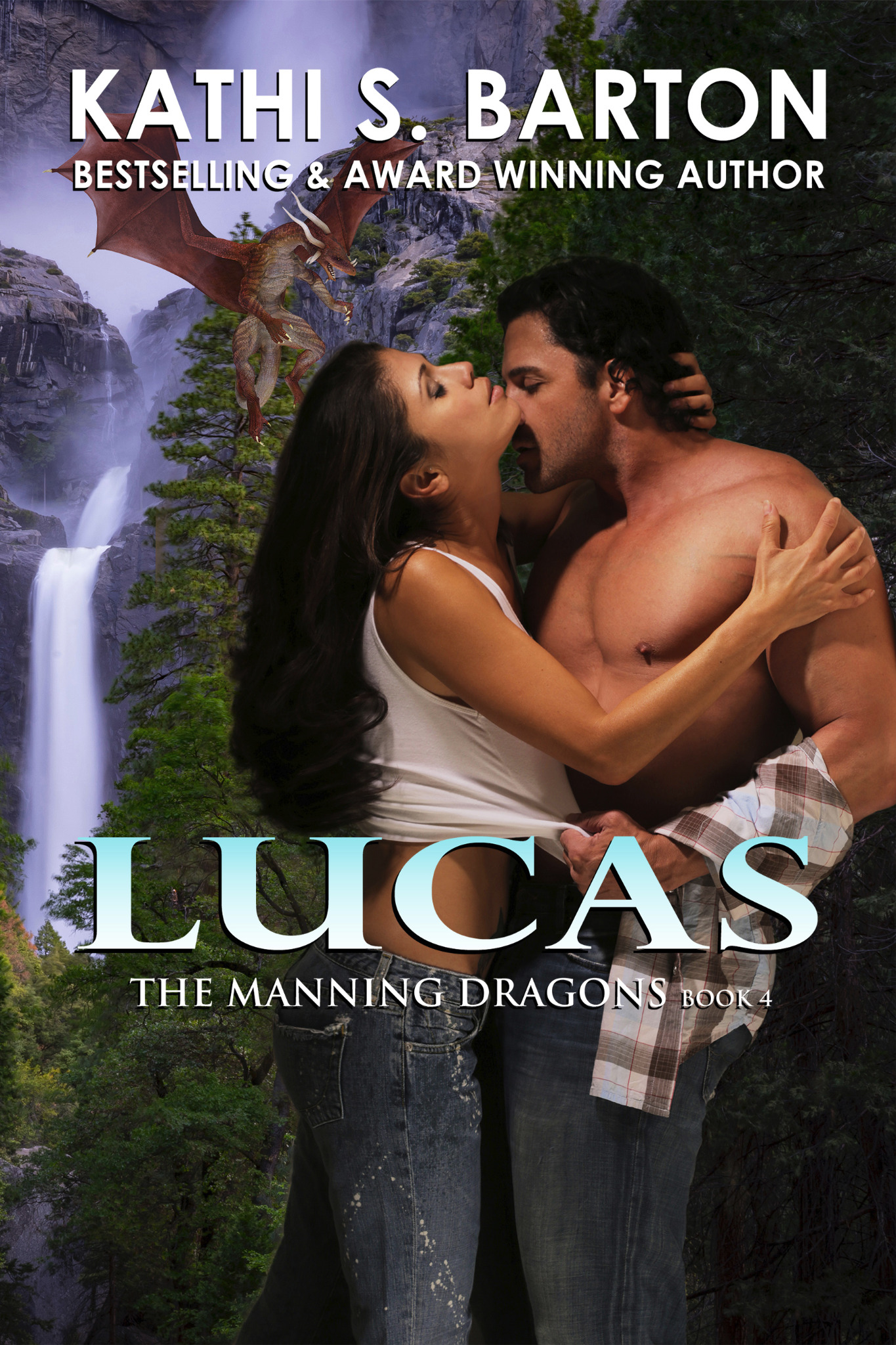 Lucas - The Manning Dragons Book 4