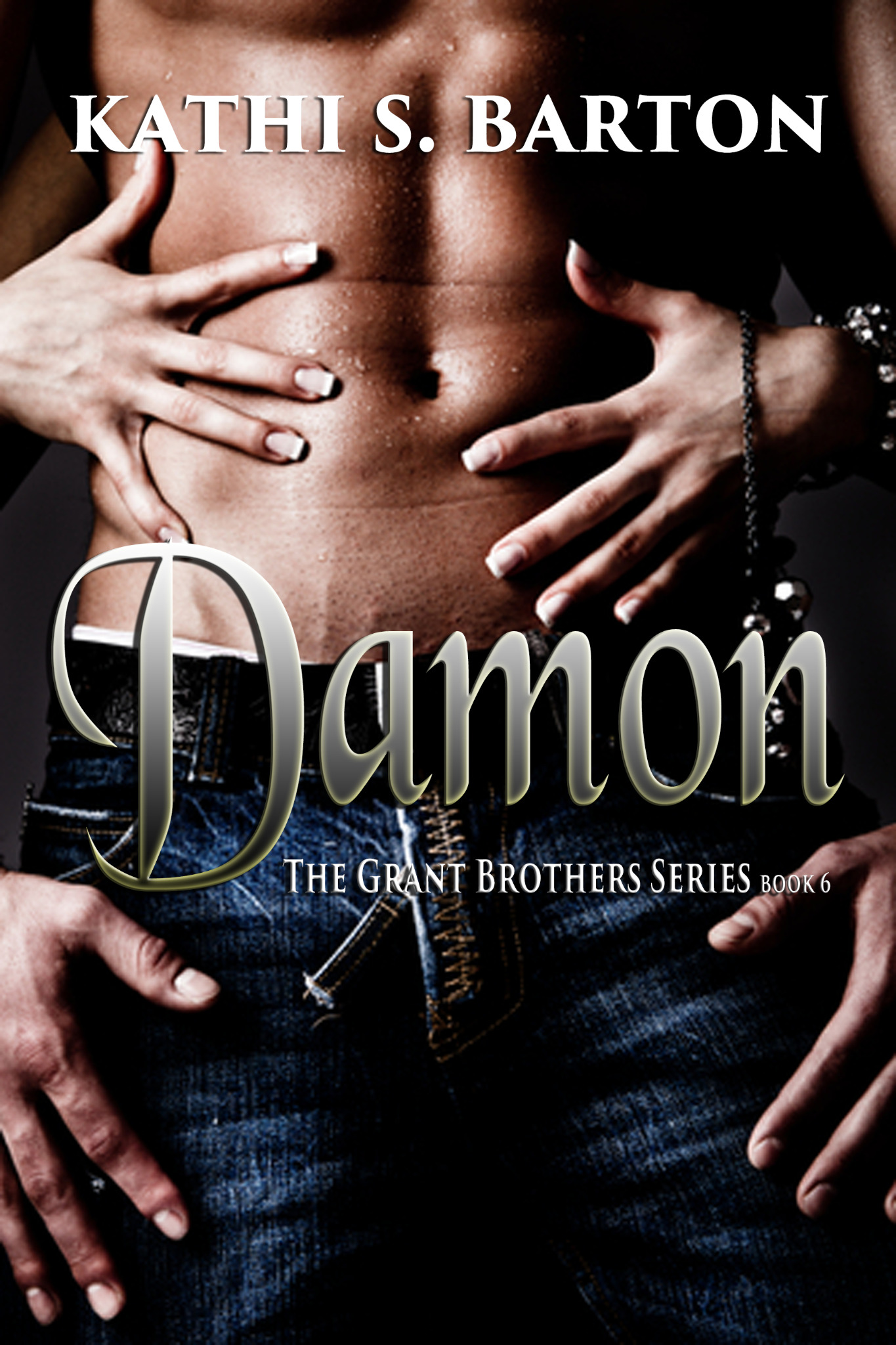 Damon - The Grant Brothers Series Book 6