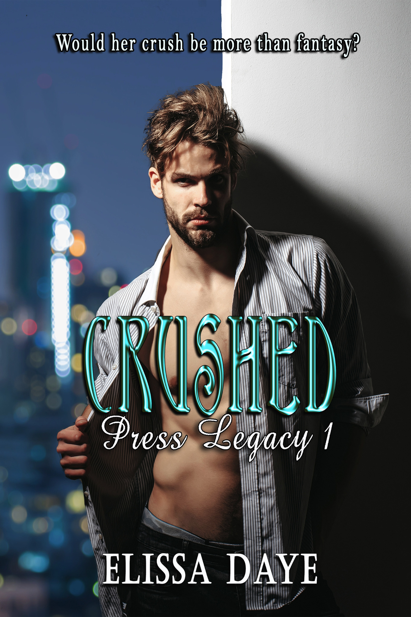 Crushed - Press Legacy Book 1