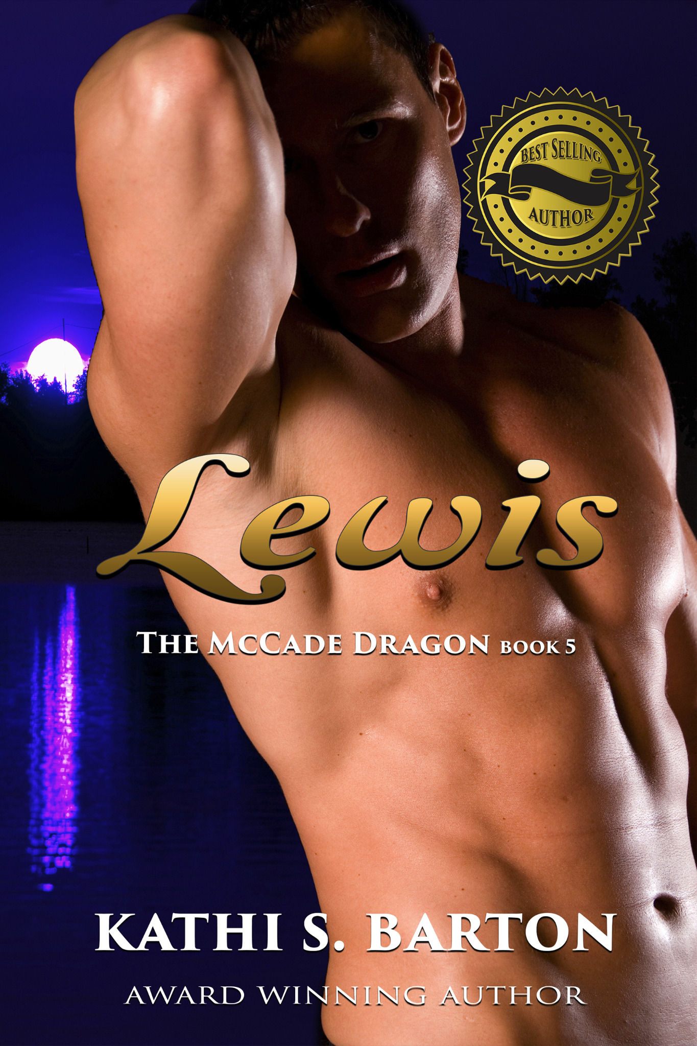 Lewis - The McCade Dragon Book 5