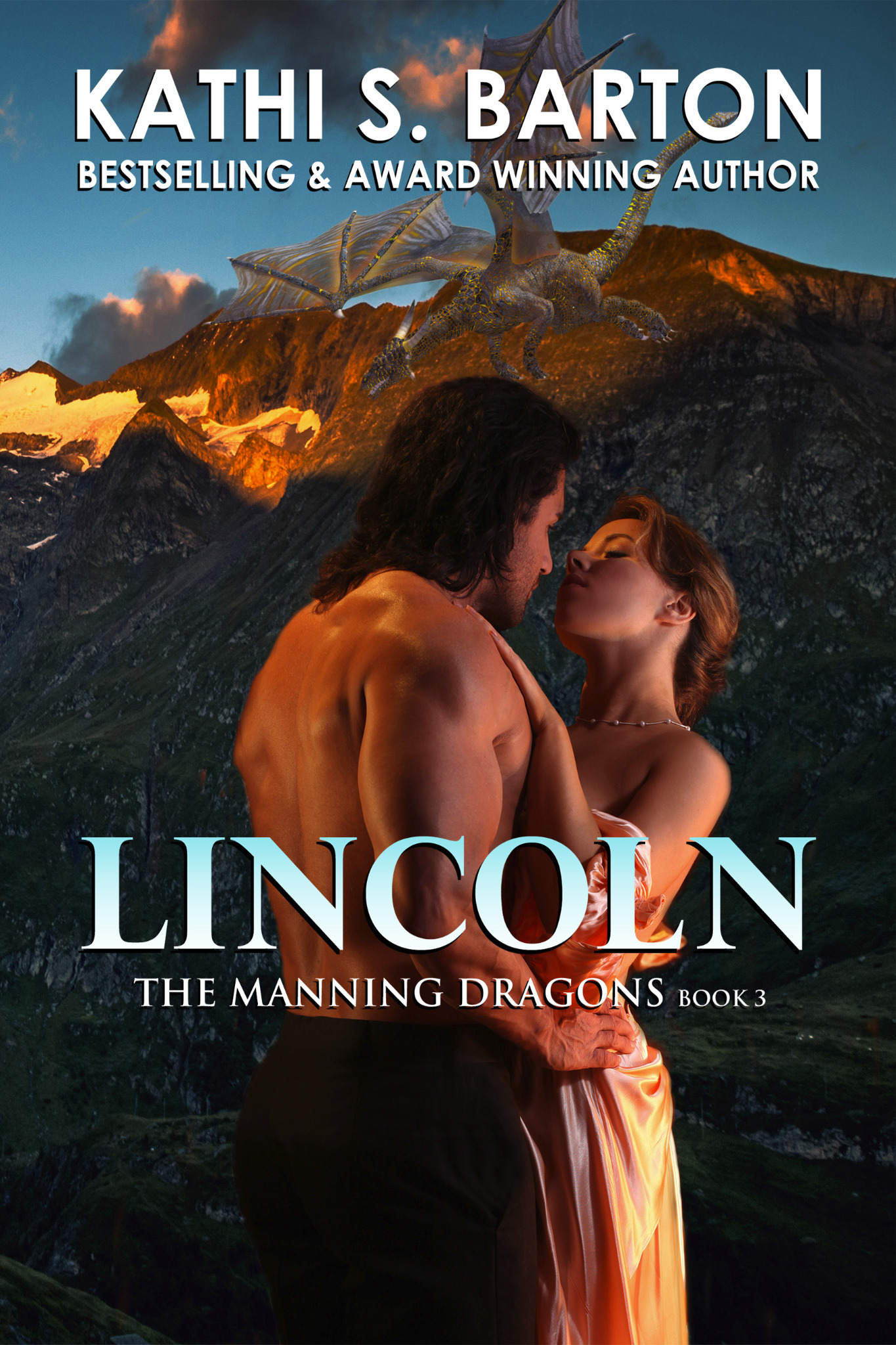 Lincoln - The Manning Dragons Book 3