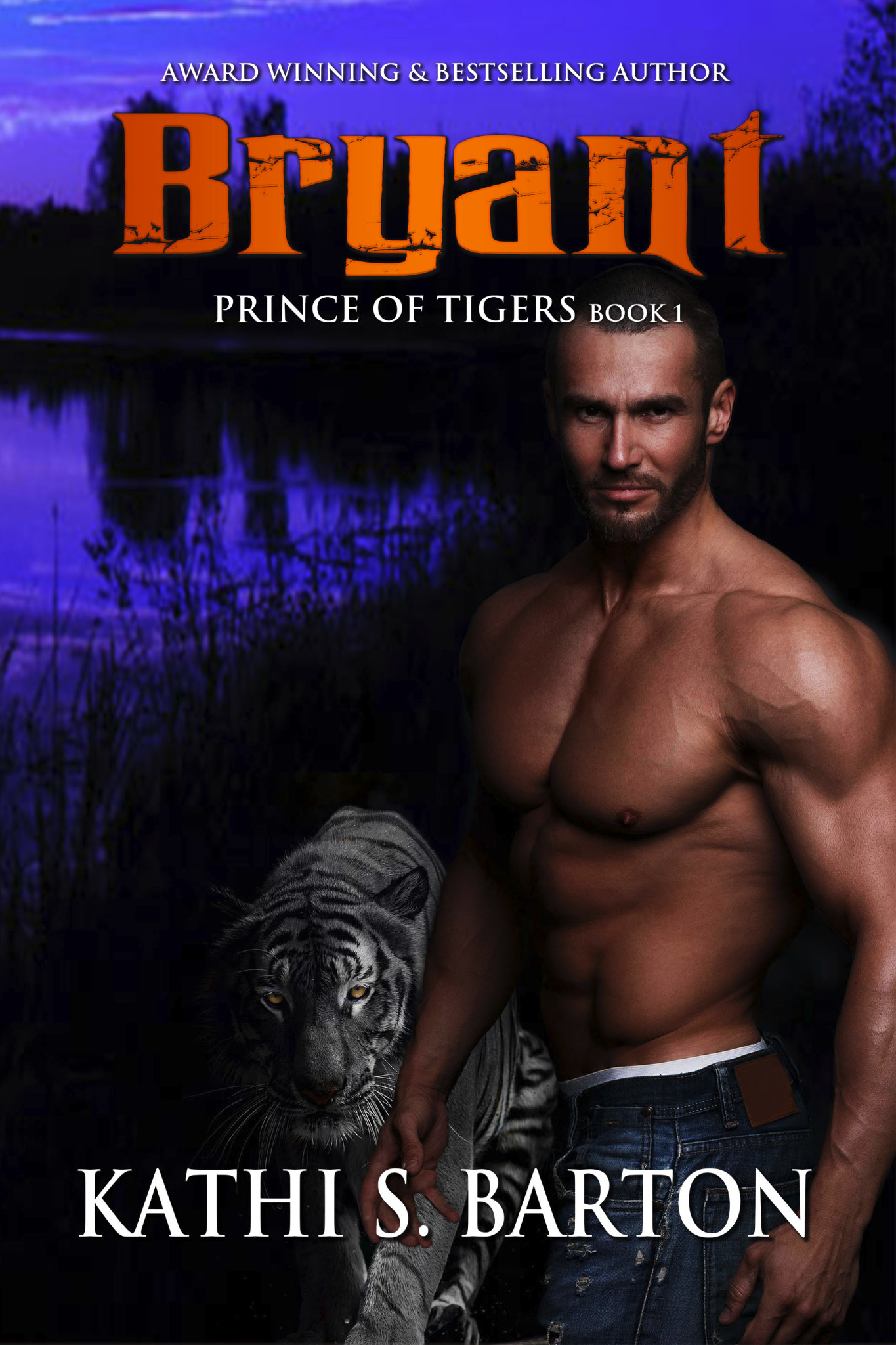 Bryant - Prince of Tigers Book 1