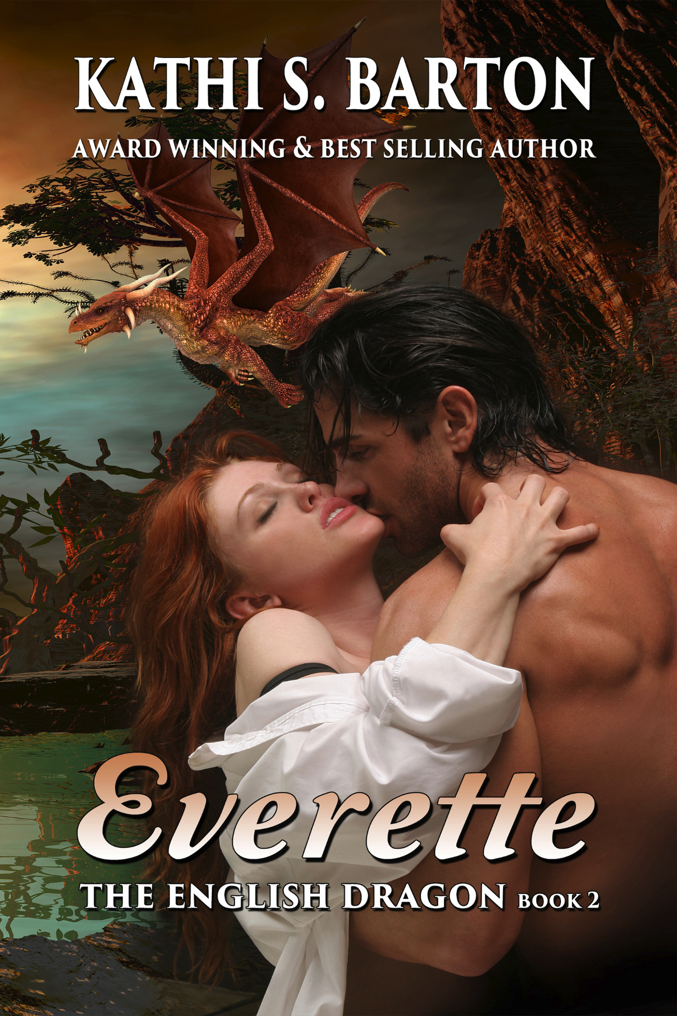 Everette - The English Dragon Book 2