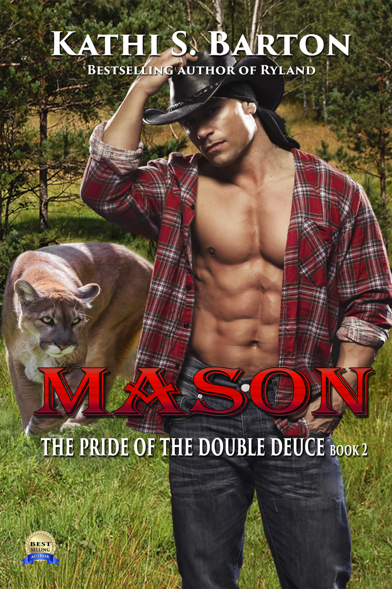 Mason - The Pride of the Double Deuce Book 2