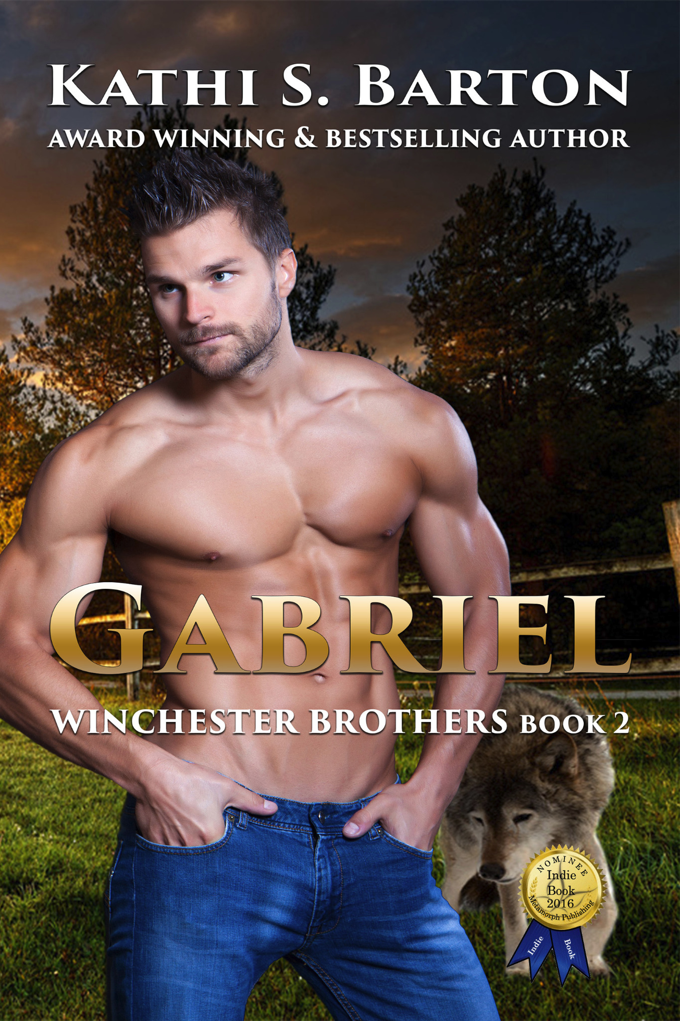Gabriel - Winchester Brothers Book 2