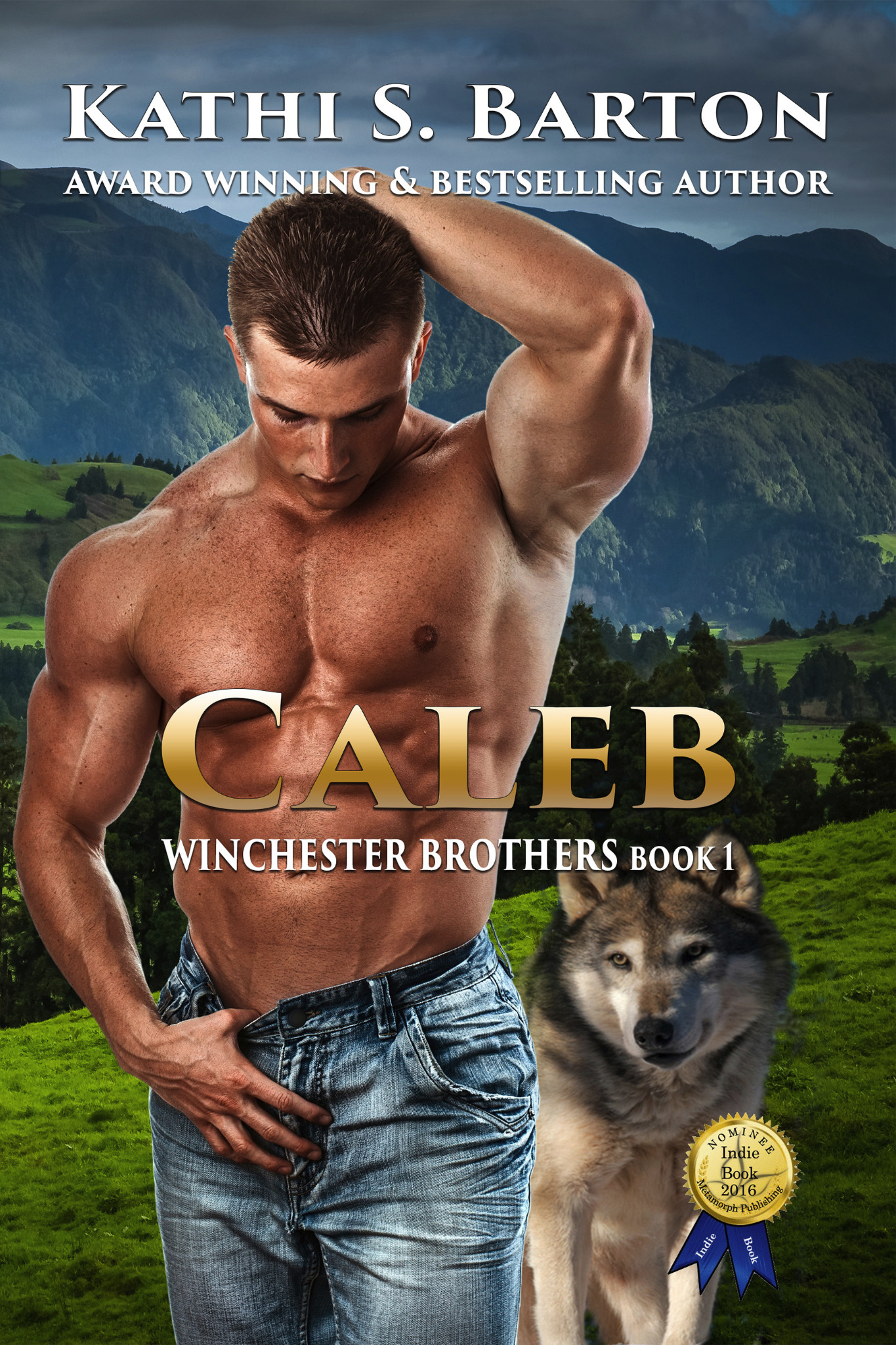 Caleb - Winchester Brothers Book 1