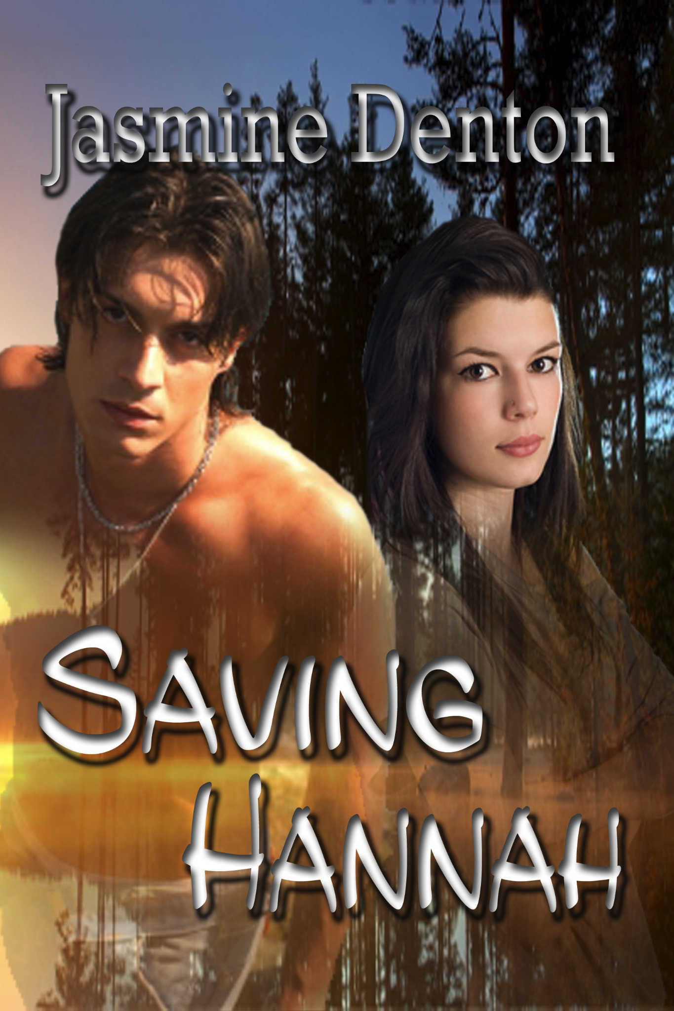 Saving Hannah - Inner Demons Series Book 2