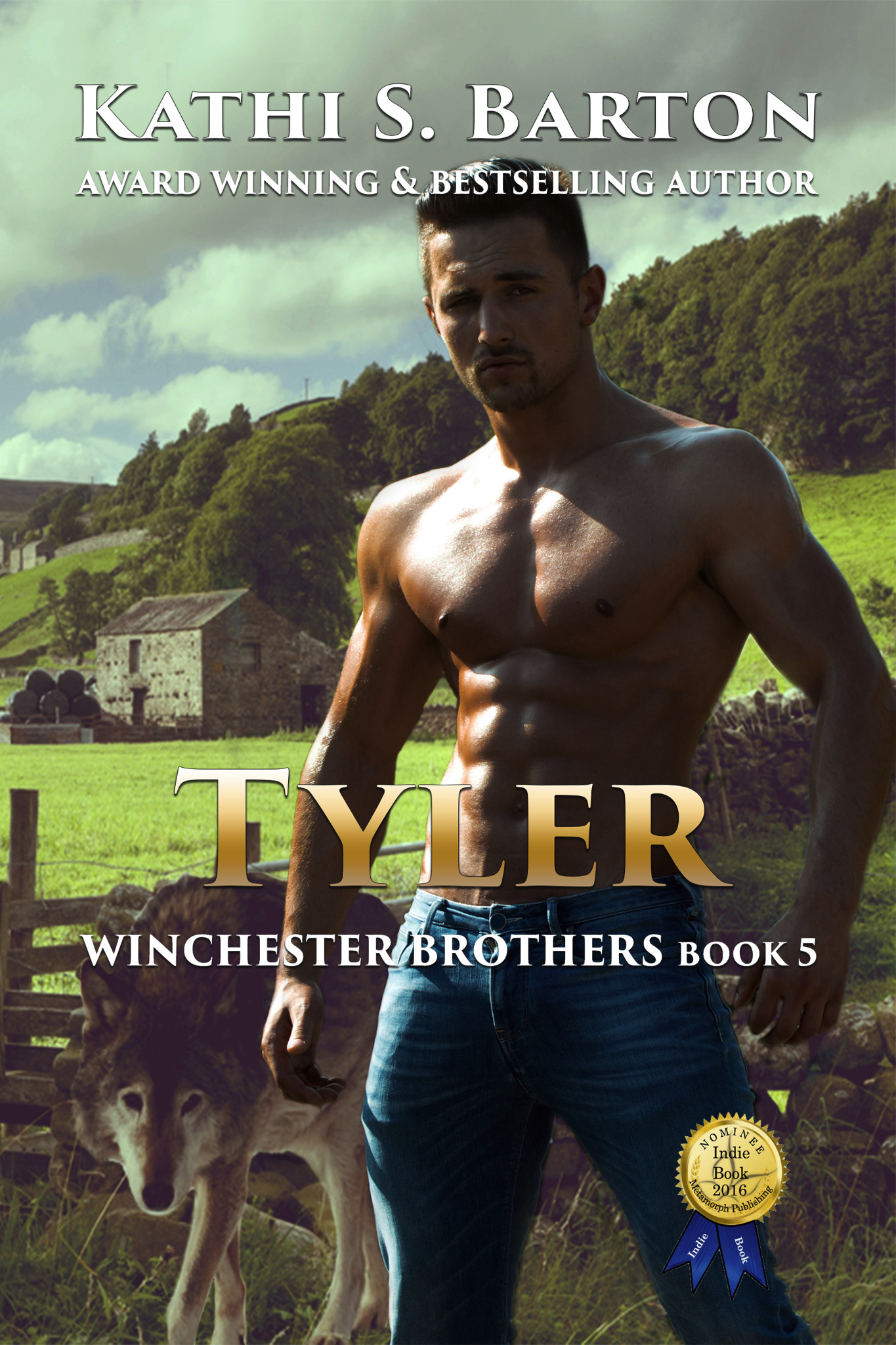 Tyler - Winchester Brothers Book 5