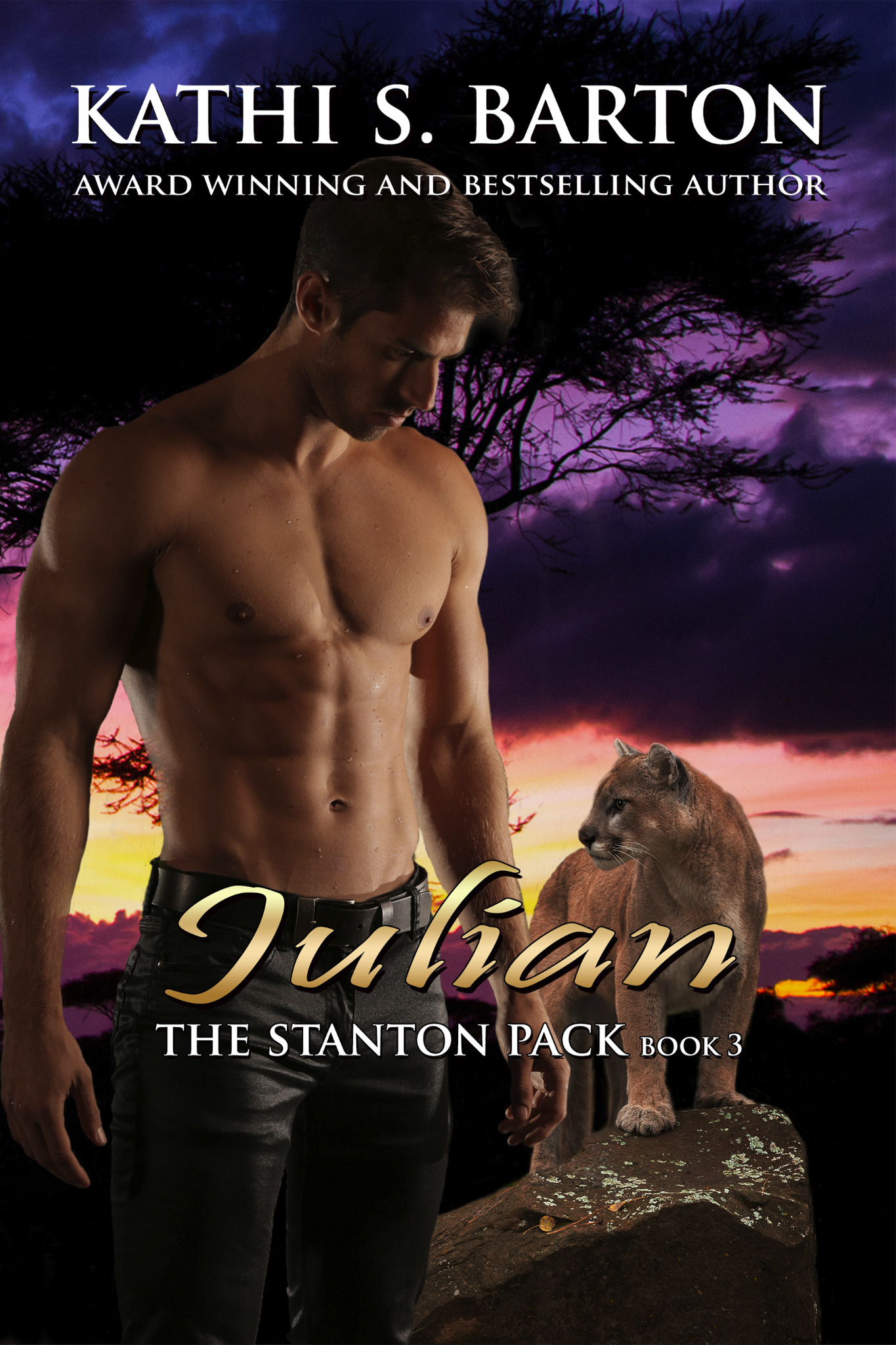 Julian - The Stanton Pack Book 3