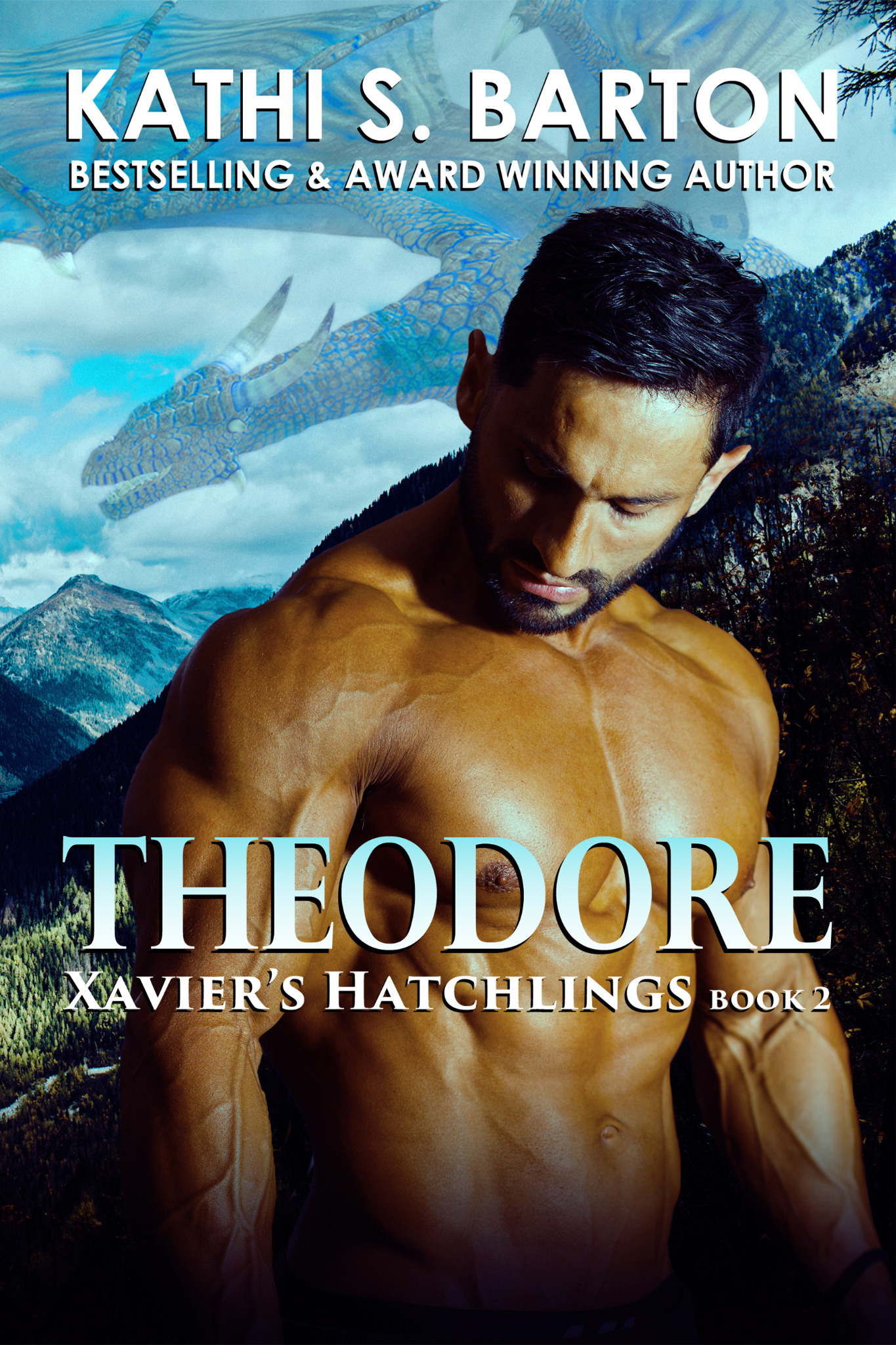 Theodore - Xavier's Hatchlings Book 2