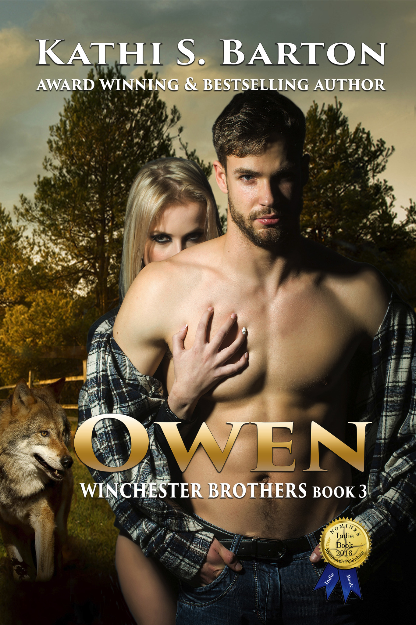 Owen - Winchester Brothers Book 3