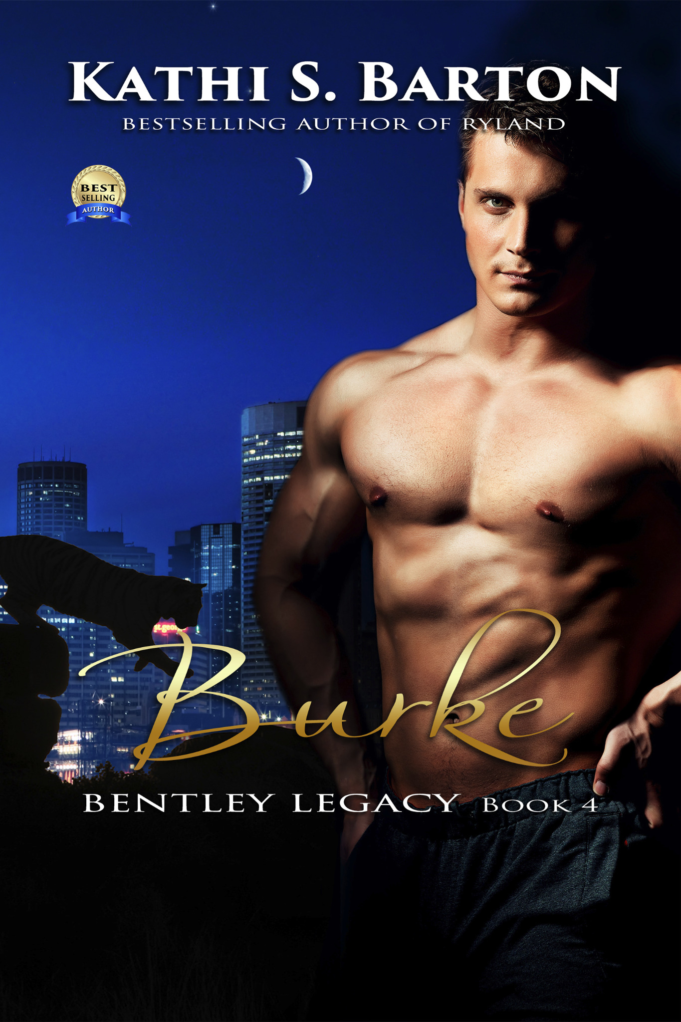 Burke - Bentley Legacy Book 4