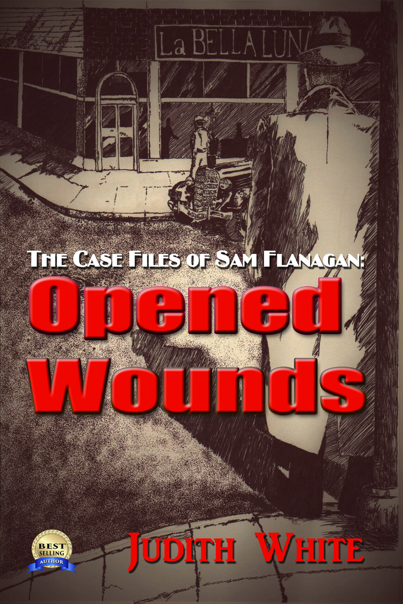 The Case Files of Sam Flanagan:  Opened Wounds