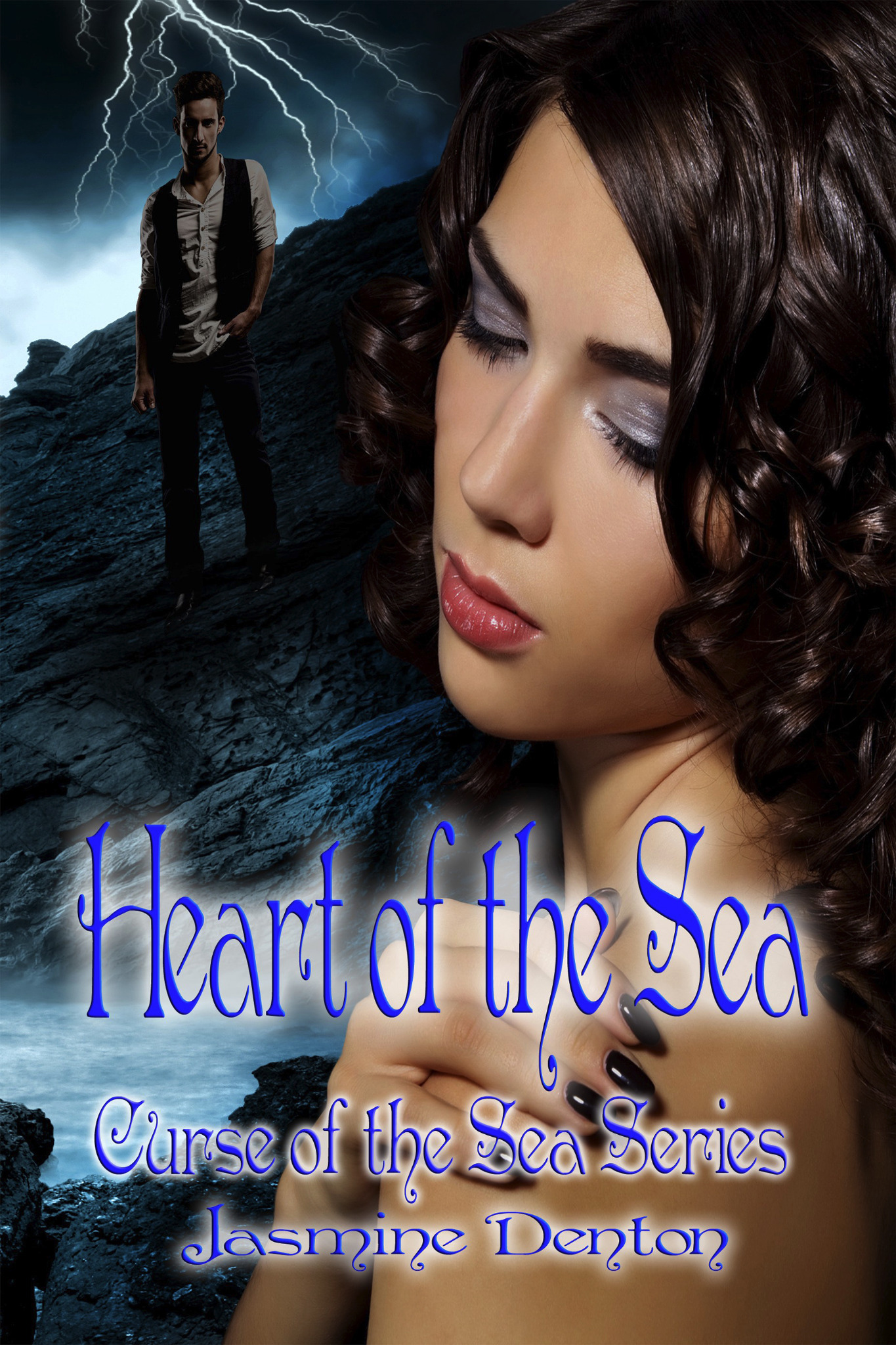 Heart of the Sea - Curse of the Sea Series Book 3
