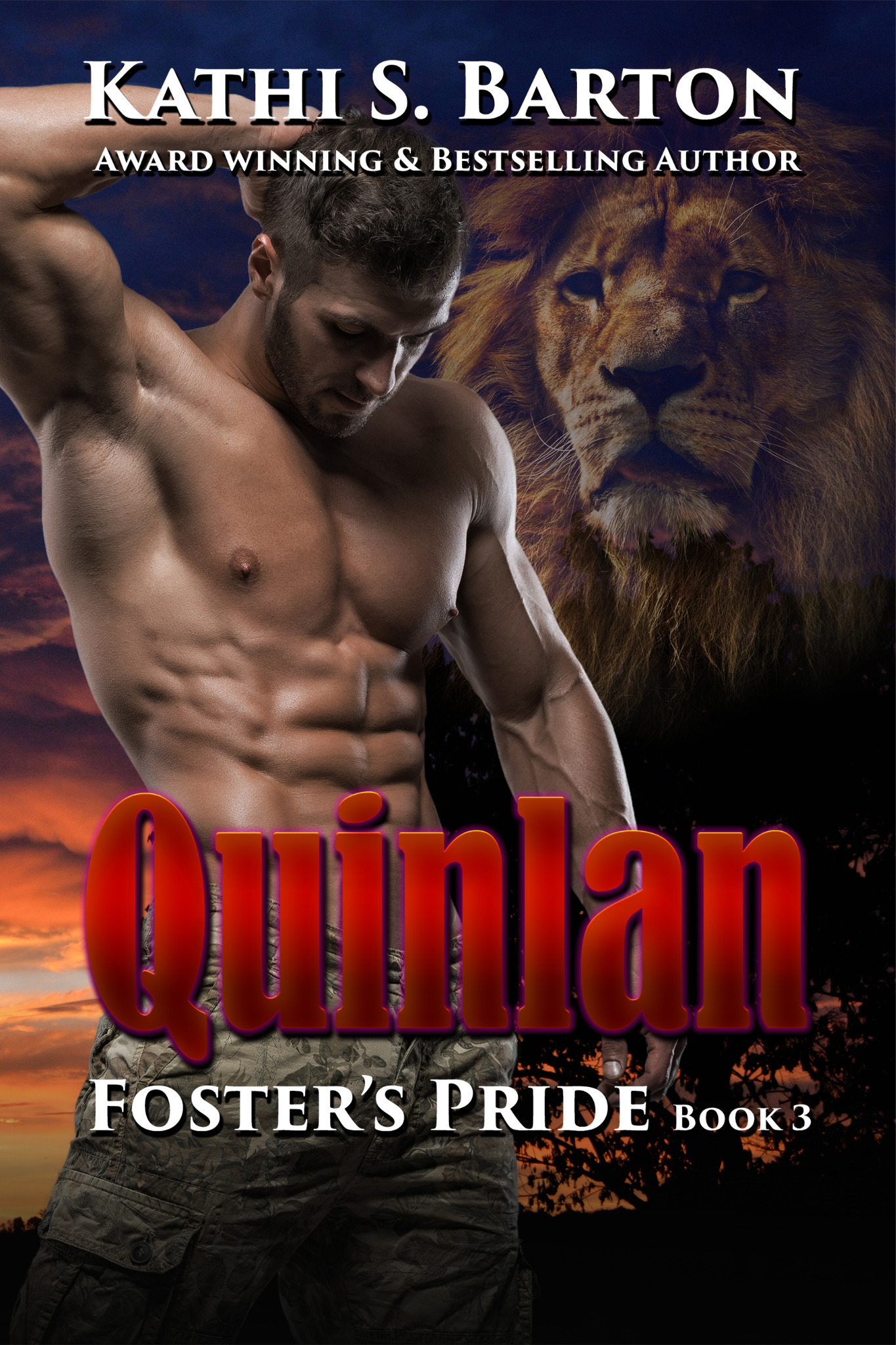 Quinlan - Foster's Pride Book 3