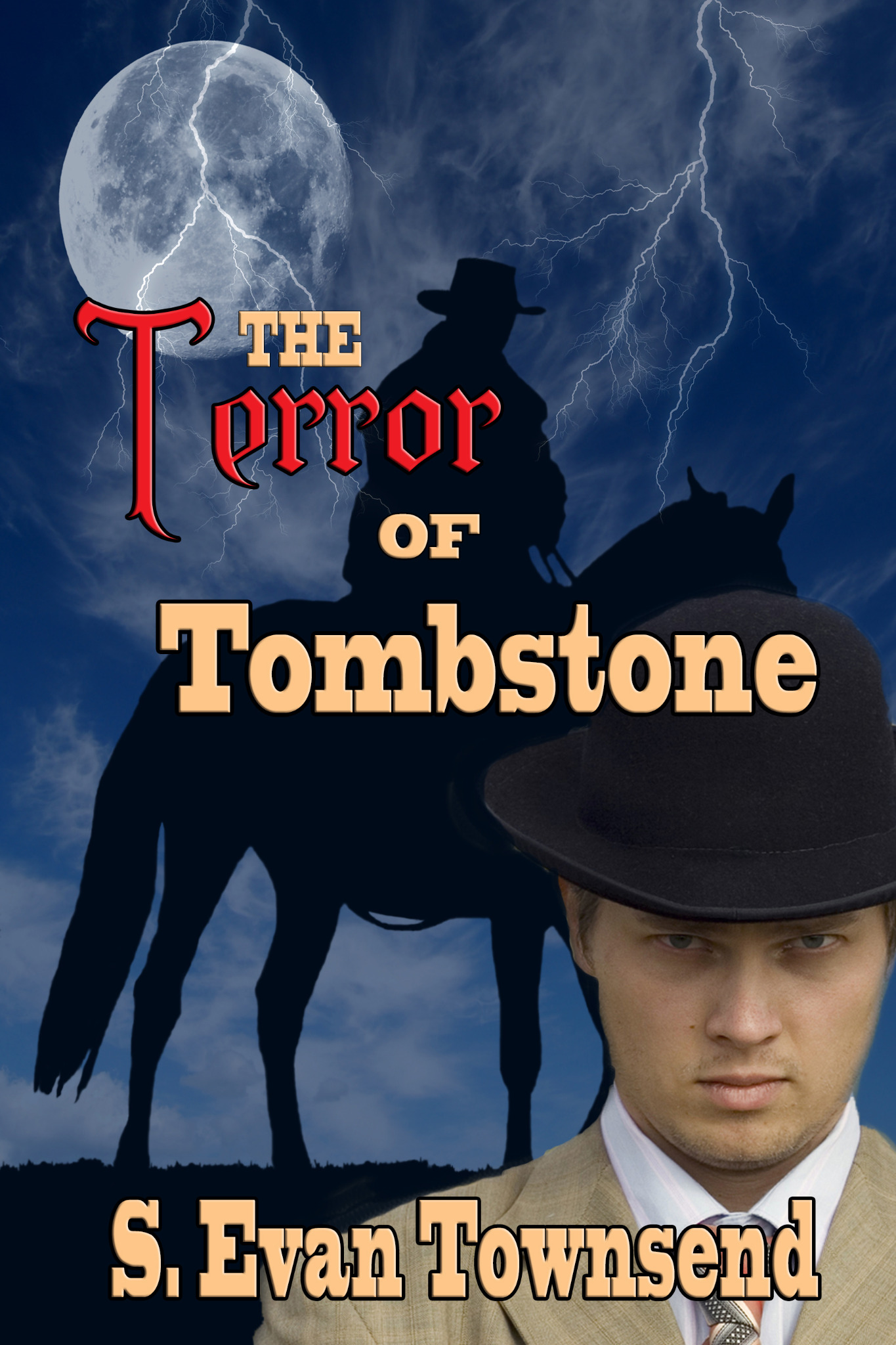 The Terror of Tombstone - Book 5