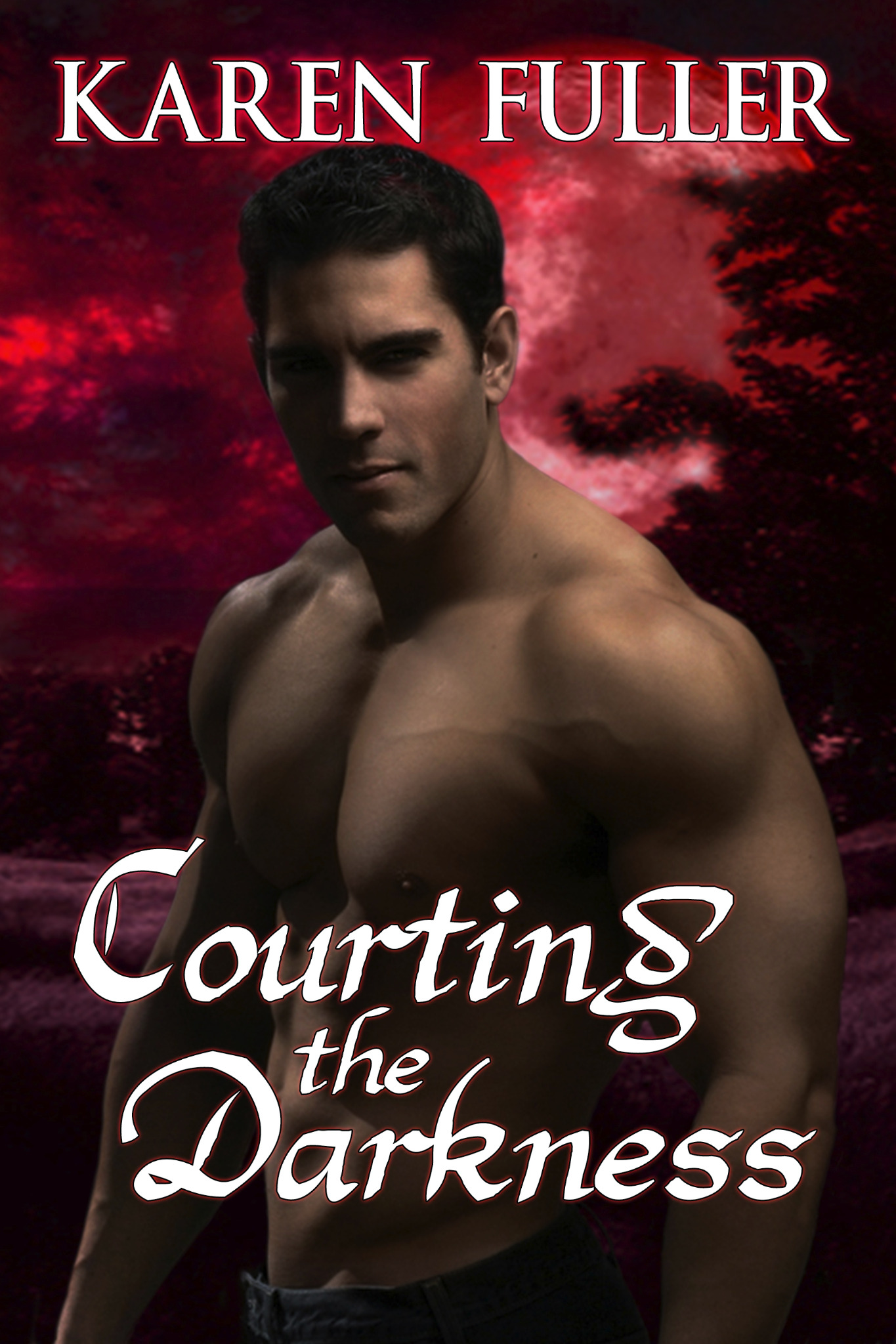 Courting the Darkness  Courting the Darkness Saga Book 1