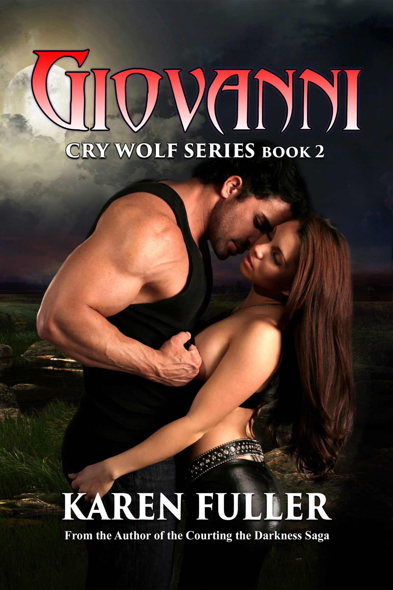 Giovanni - Cry Wolf Series Book 2