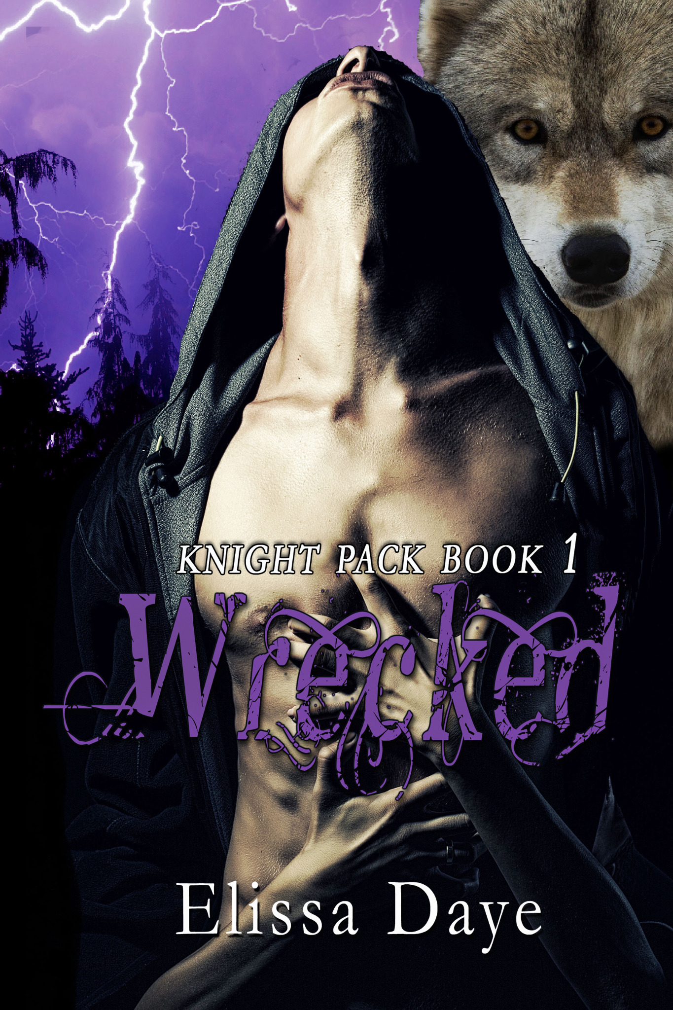 Wrecked - Knight Pack Book 1