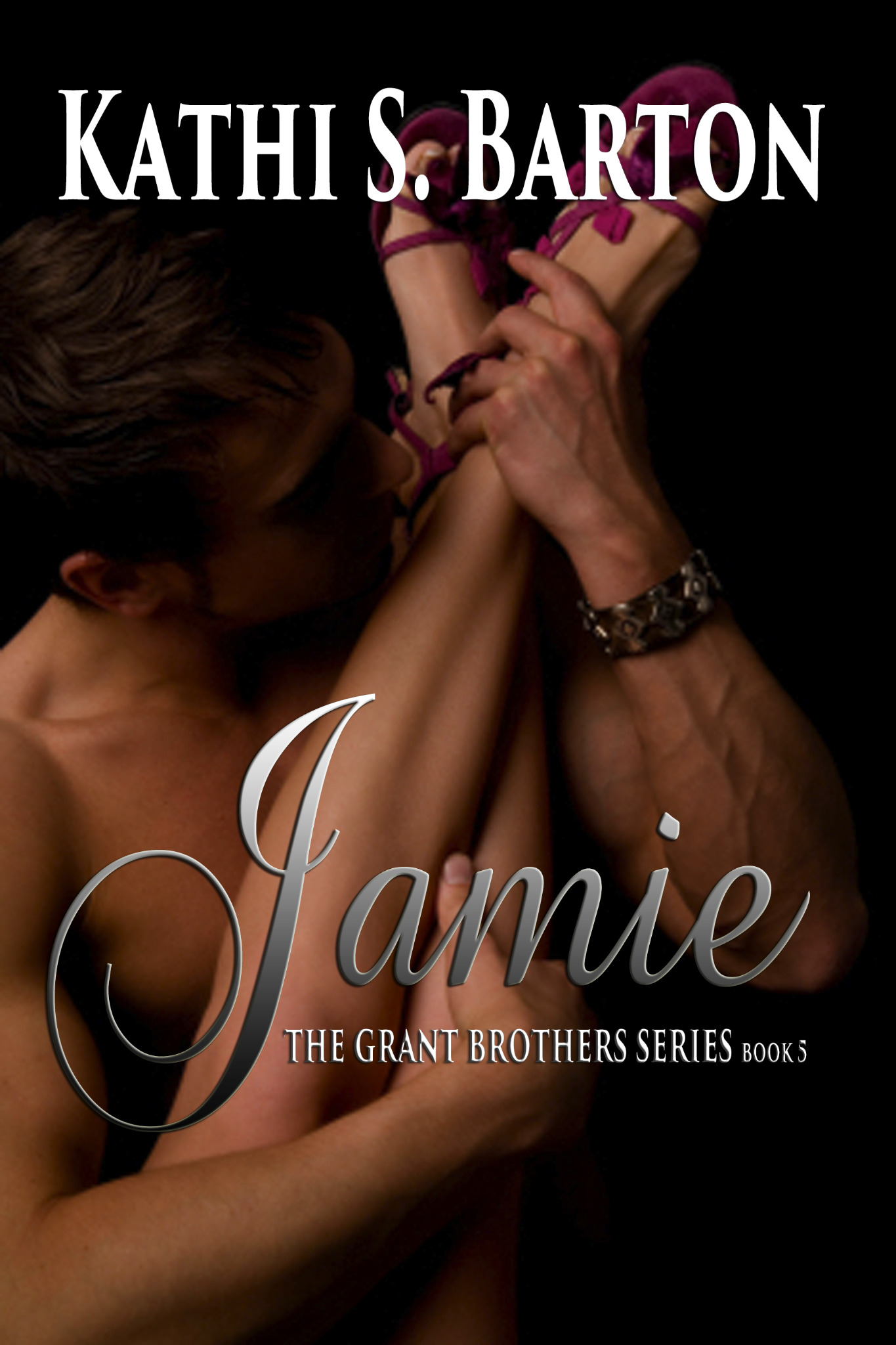Jamie - The Grant Brothers Series Book 5