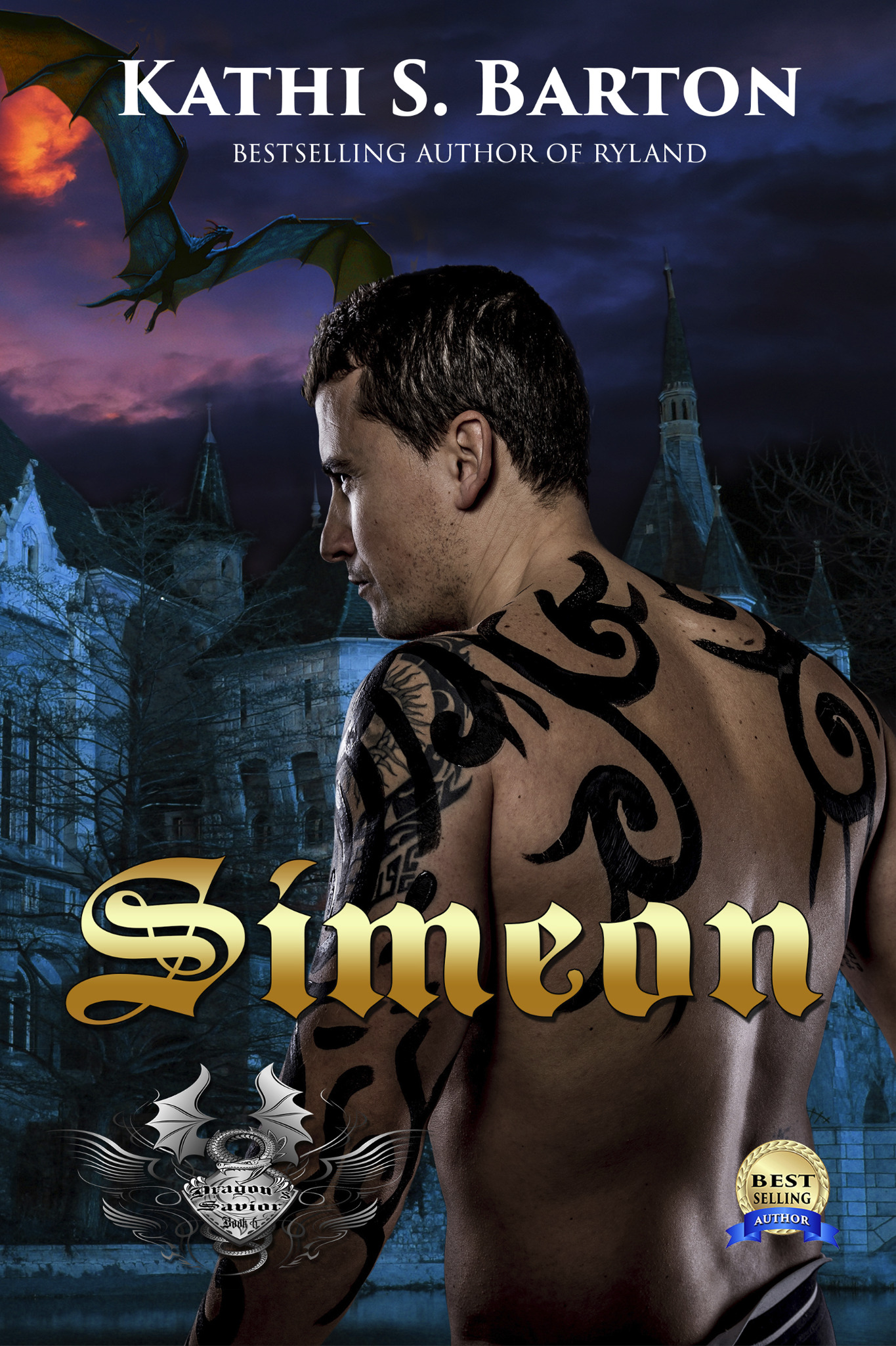 Simeon - Dragon's Savior Book 6