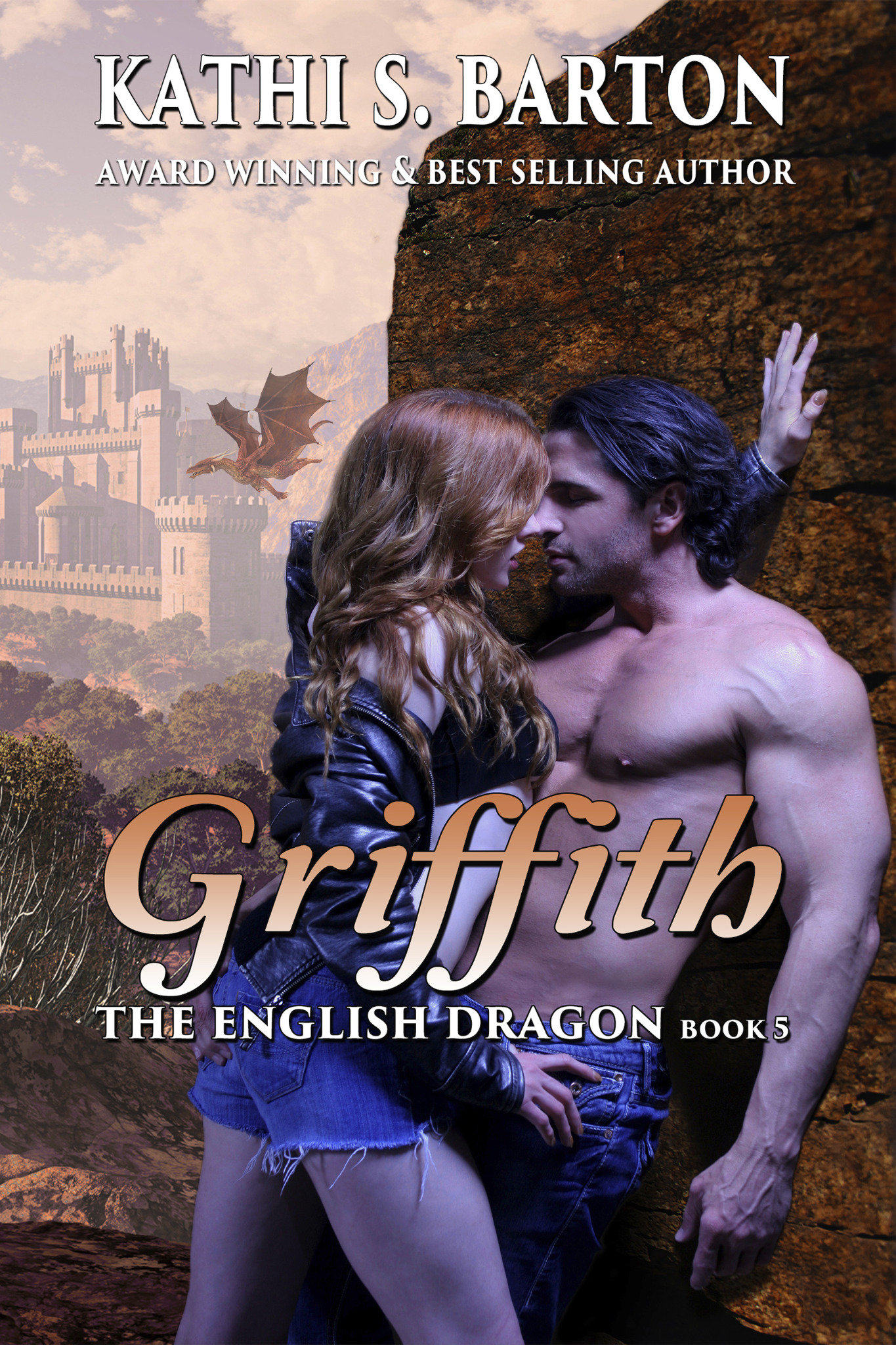 Griffith - The English Dragon Book 5