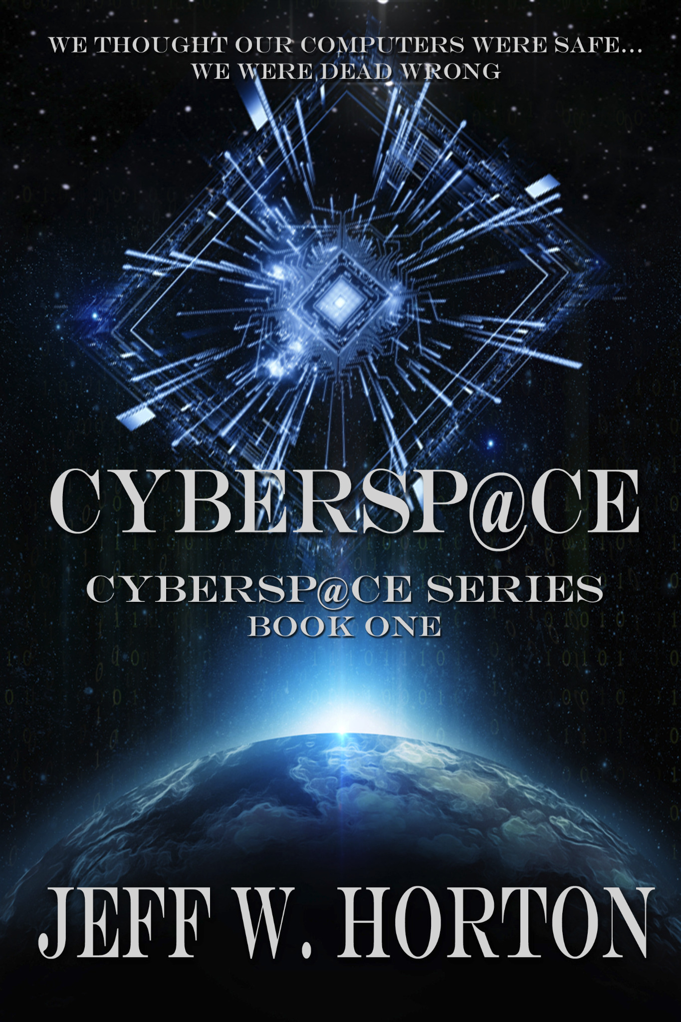 Cybersp@ce - Cybersp@ce Series Book One