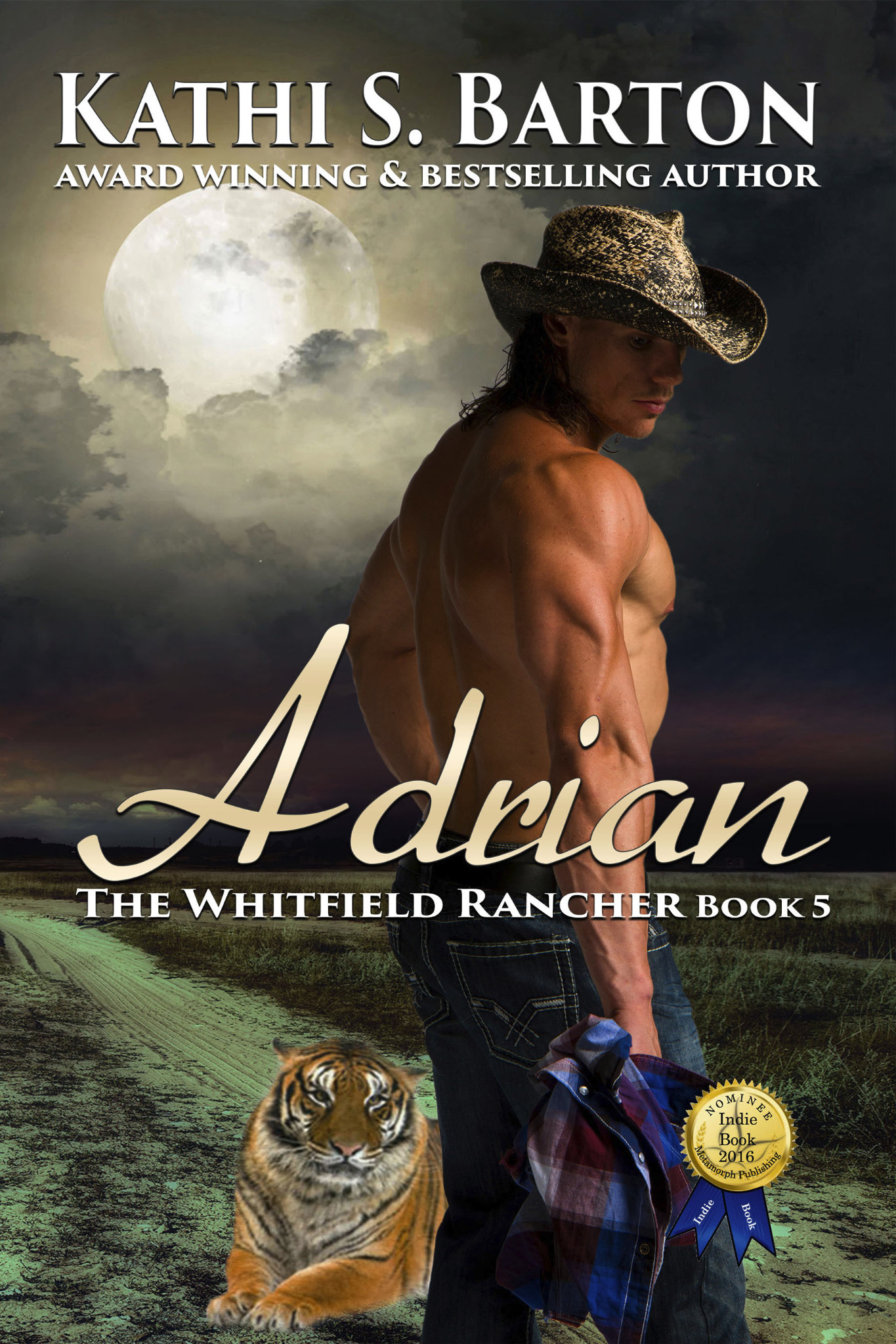 Adrian - The Whitfield Rancher Book 5