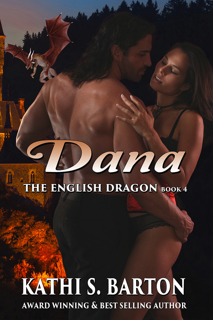 Dana - The English Dragon Book 4