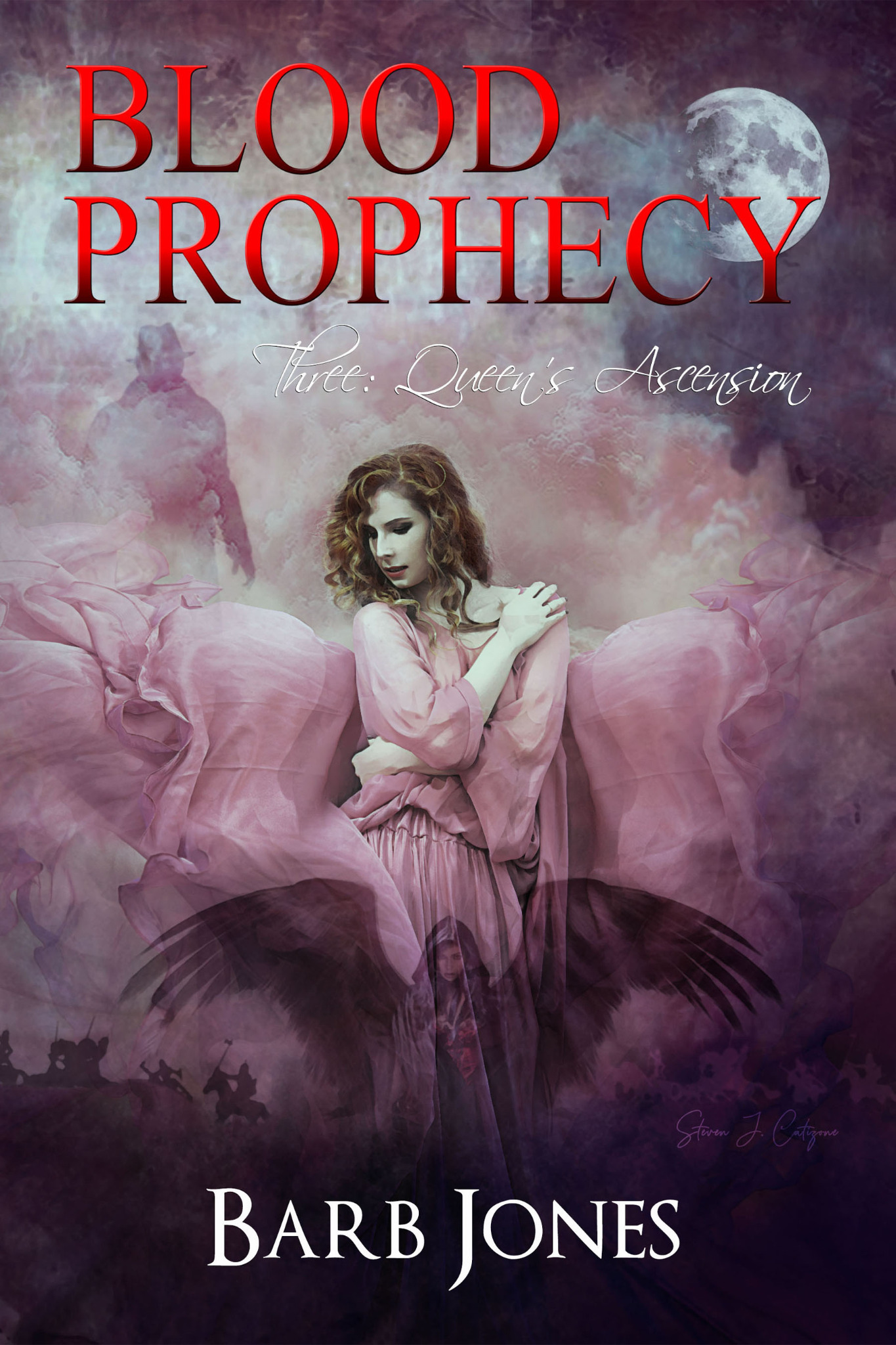 Queen's Ascension - Blood Prophecy Book 3