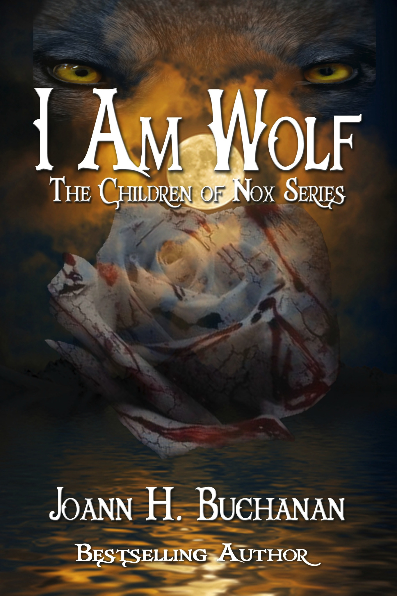 I Am Wolf - The Children of Nox Series Book 1